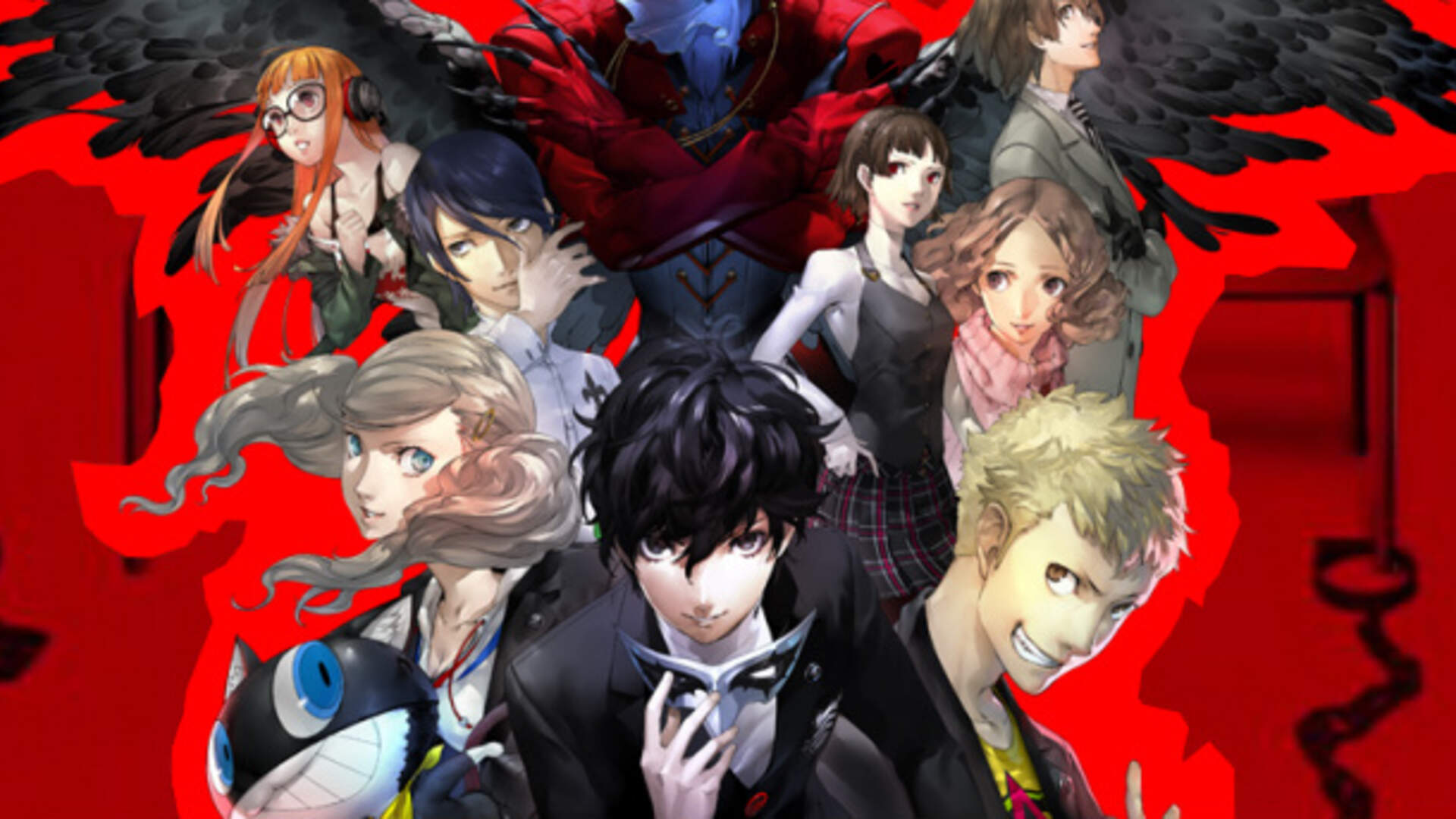 Persona 5 Has Ties to Literary History