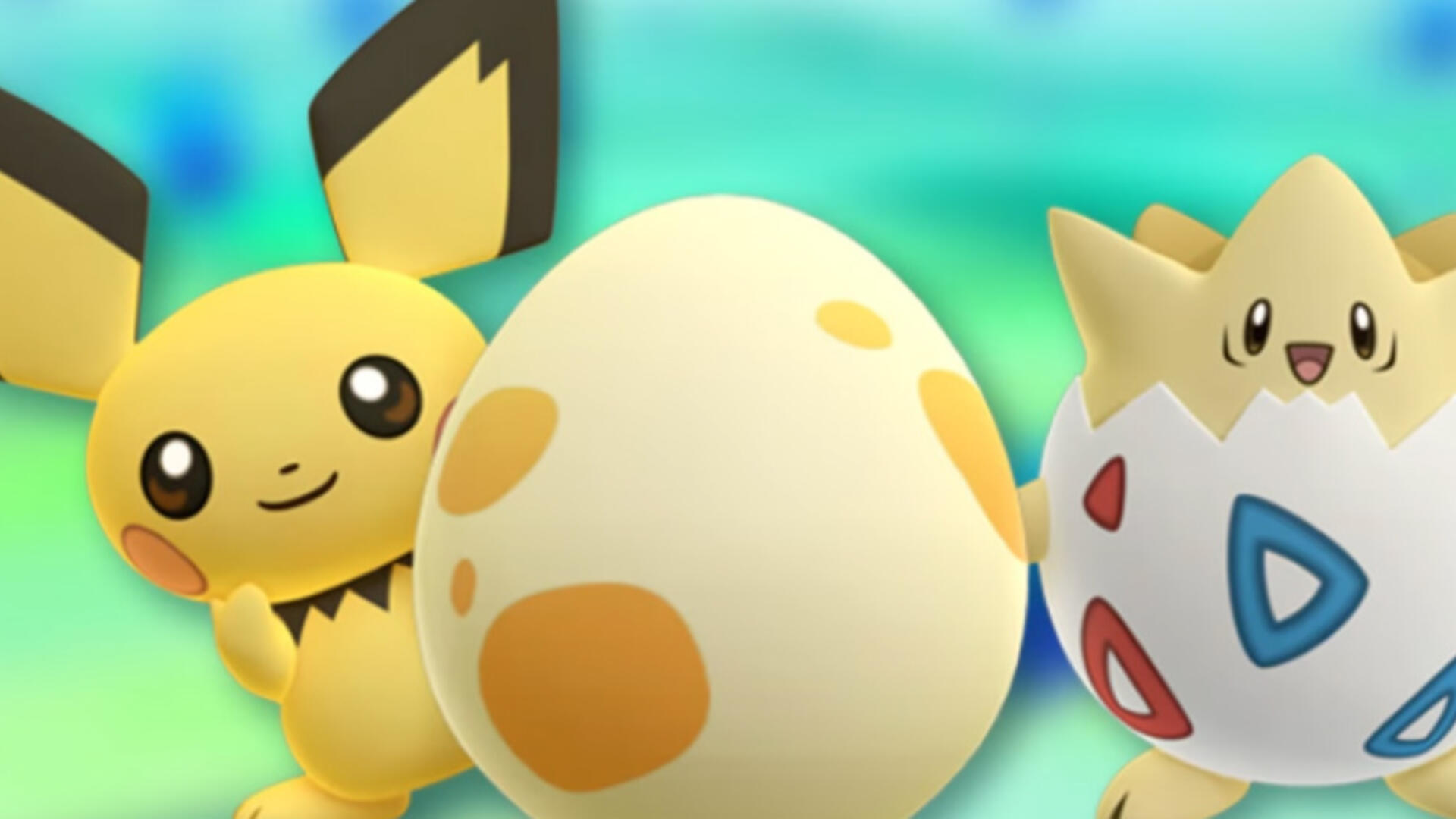 Pichu and Togepi Freed From Their Egg Prisons in New Pokemon Go Update
