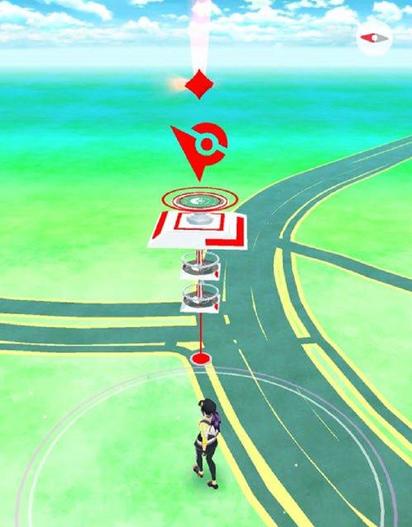 Pokmon go guide how to earn more pokcoins in gyms events and battle to control a gym biocorpaavc Image collections