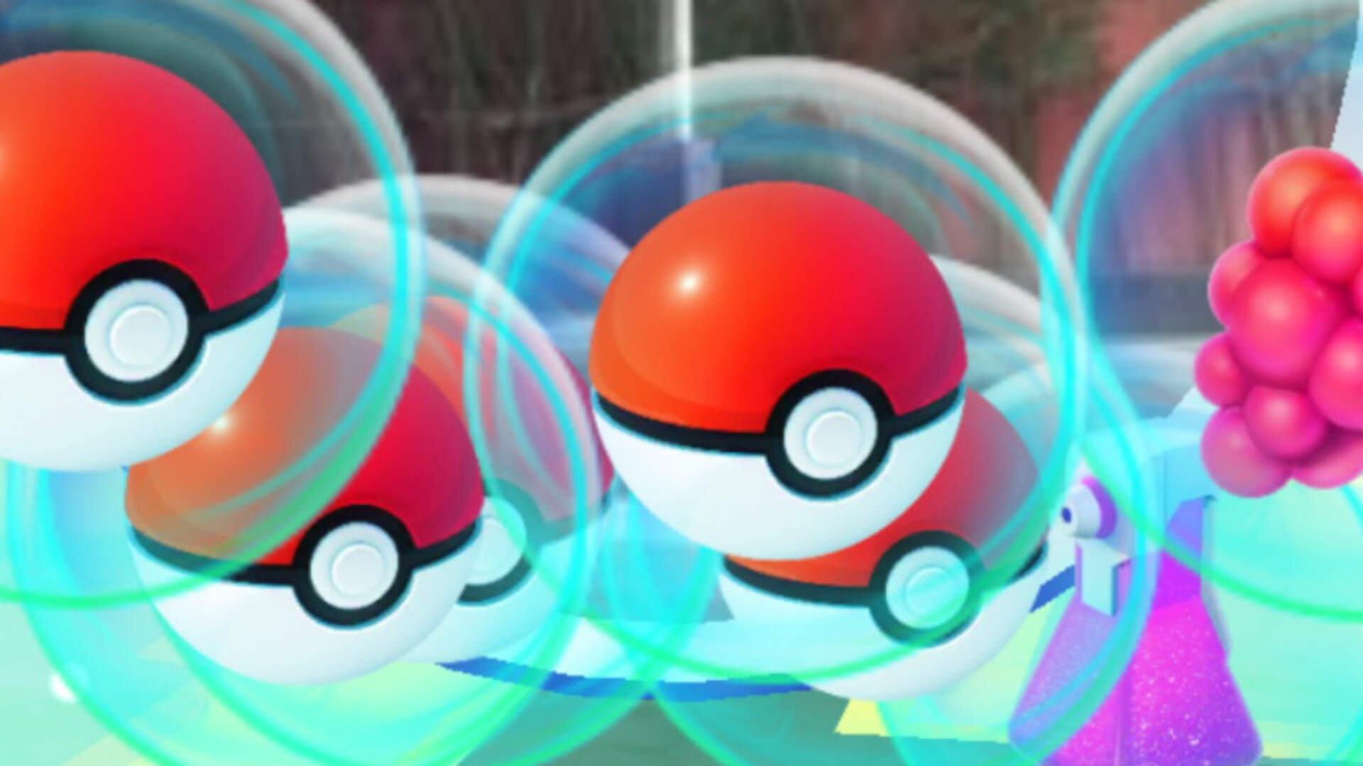 Pokemon Go is Testing a New Tracking Mechanic
