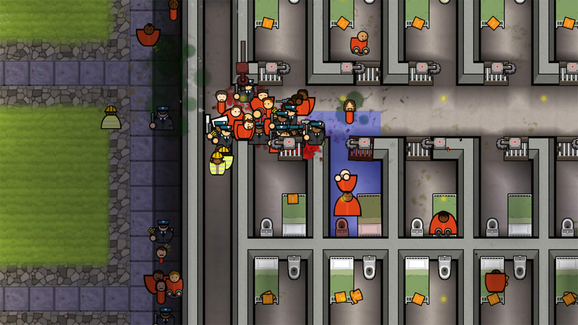 Prison Architect PS4 Review: Sim Penitentiary