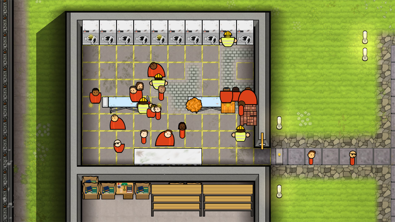 How To Make A Room In Prison Architect