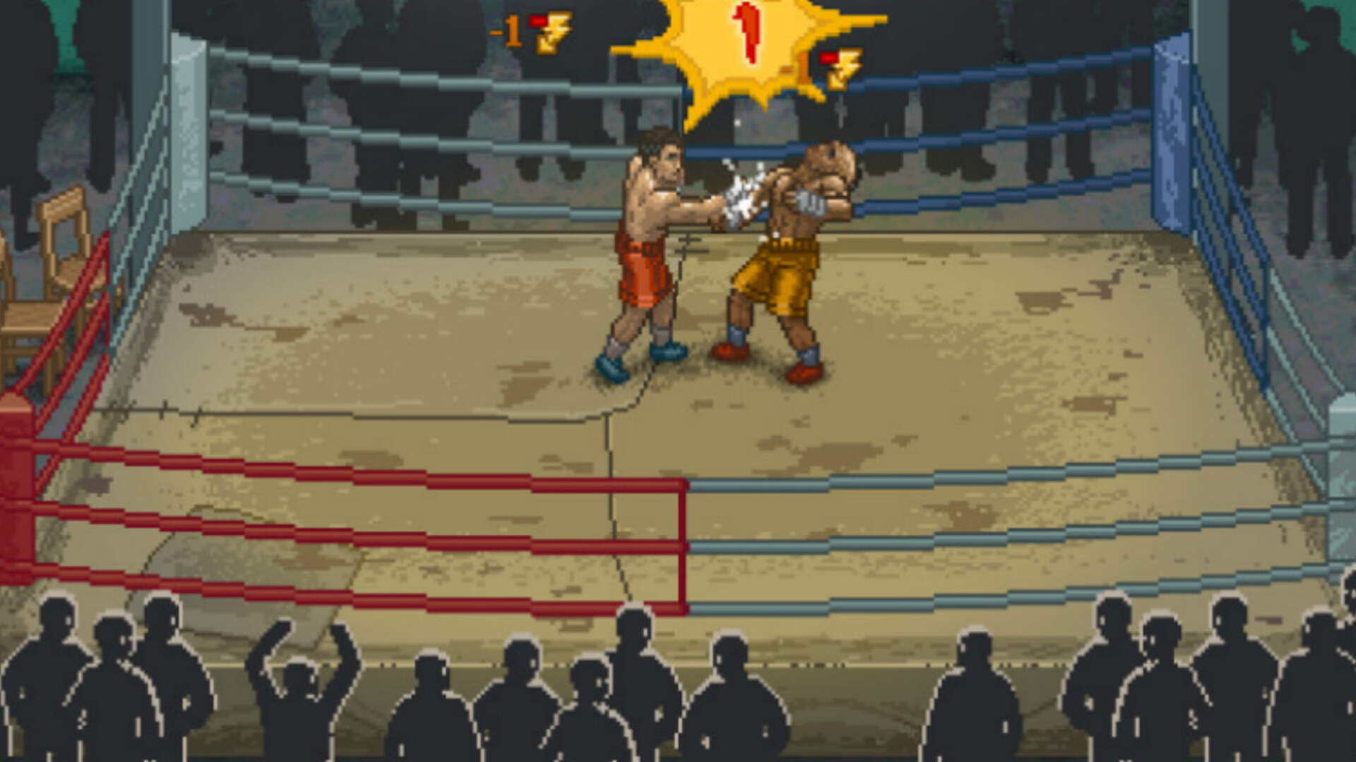 Twitch Is the Only Hope for TinyBuild's Punch Club [Updated]