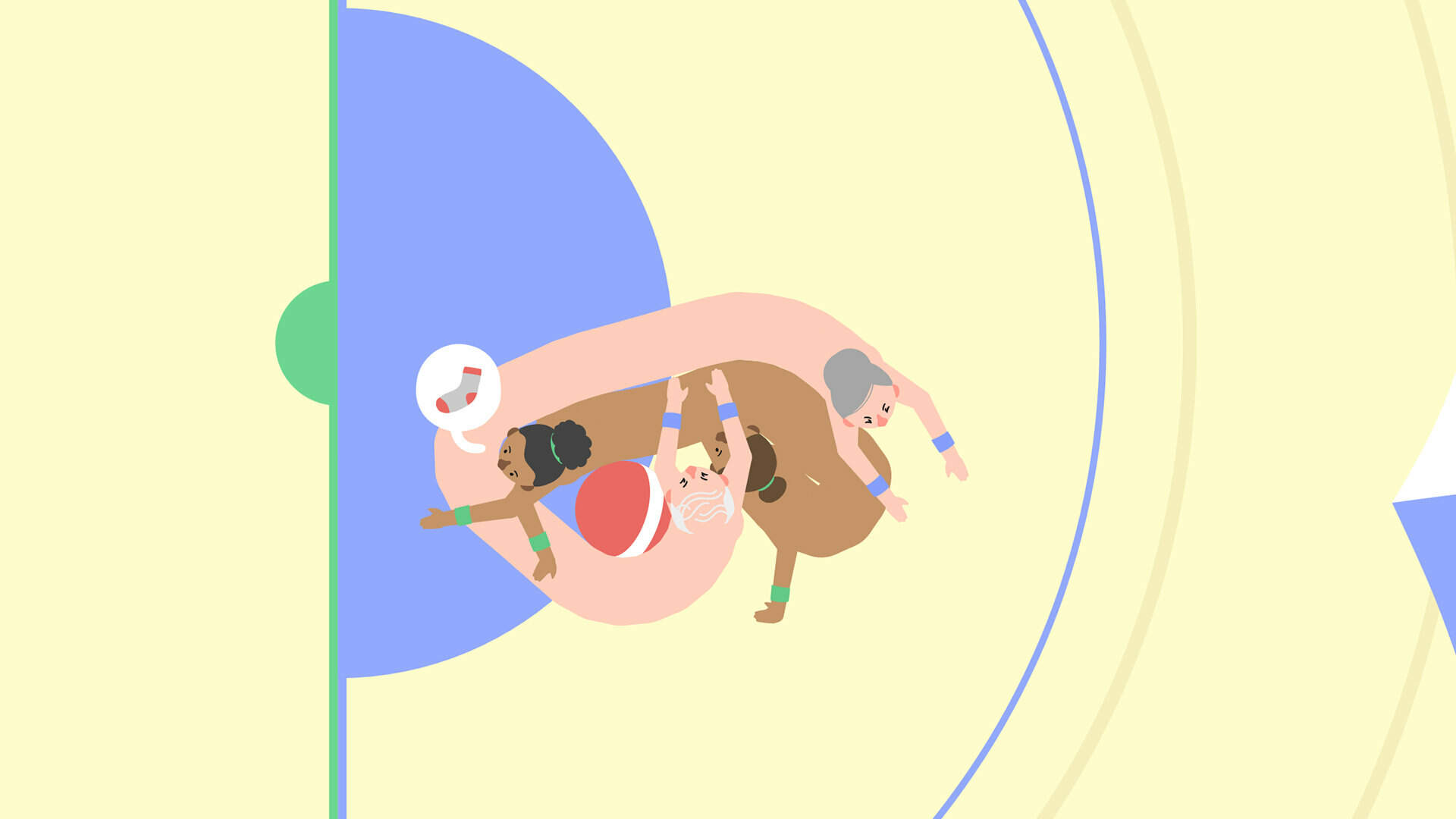 Push Me Pull You PS4 Review: Multiplayer Weirdness