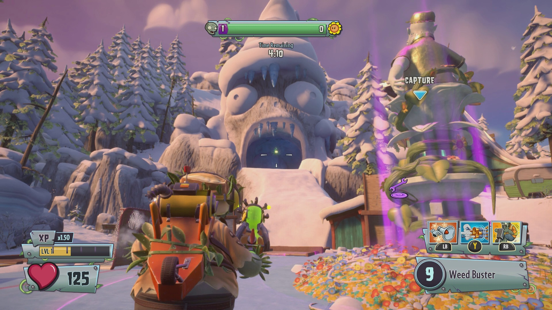 Plants Vs Zombies Garden Warfare 2 Golden Gnome Multiplayer Locations Usgamer