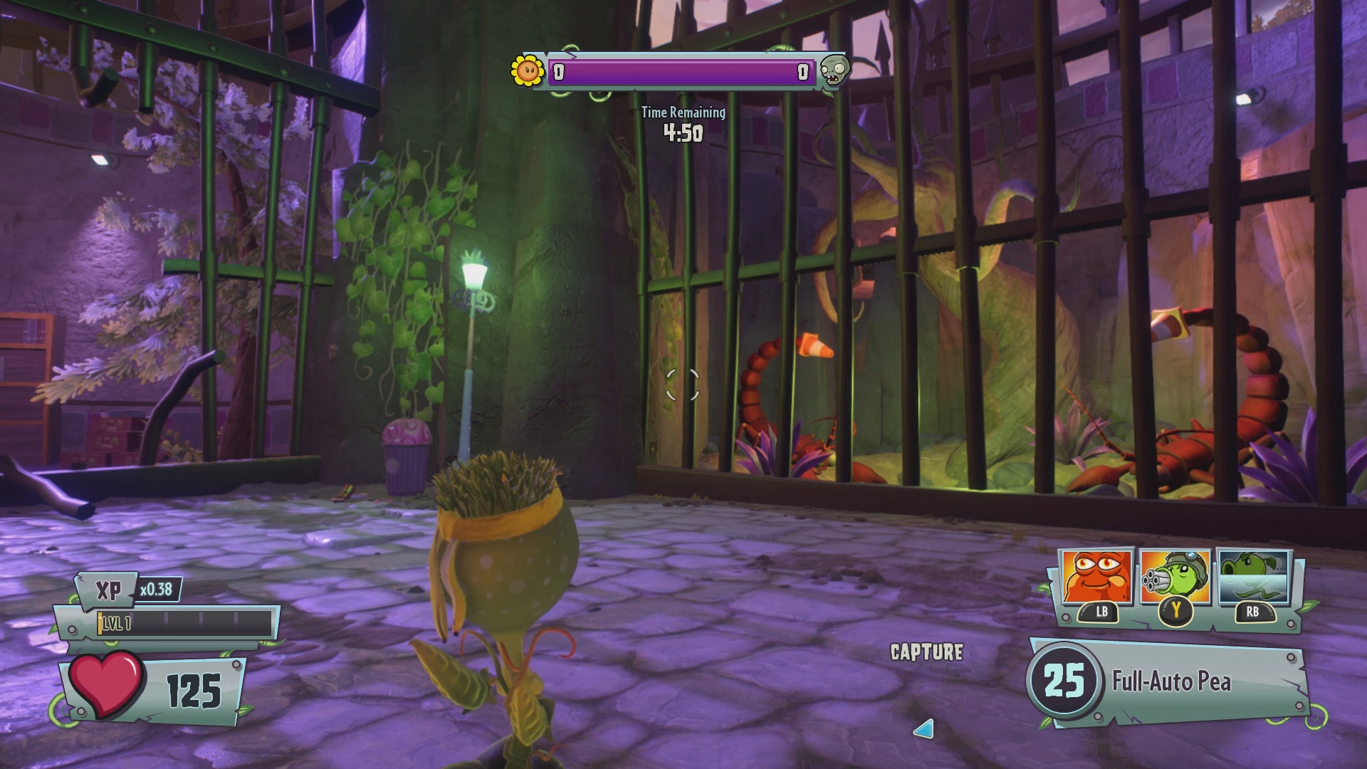 Plants vs Zombies Garden Warfare 2 - Golden Gnome