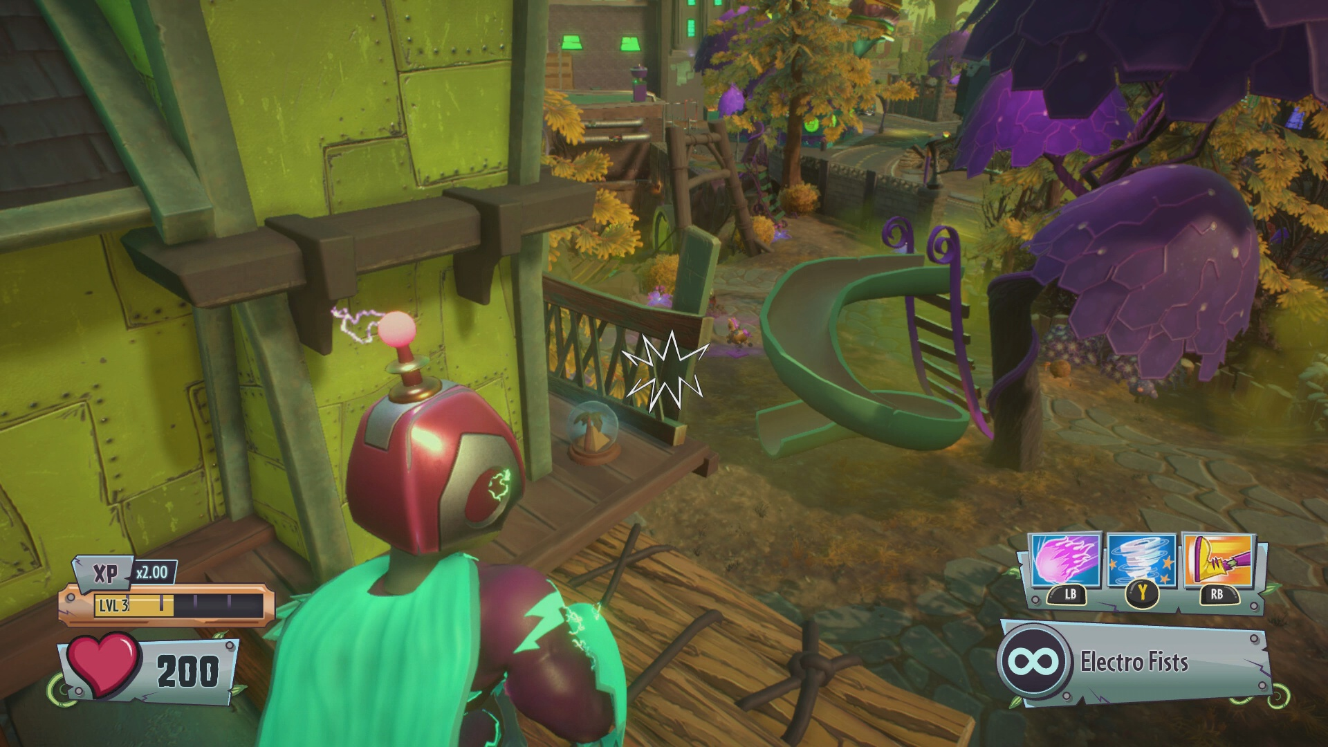 Plants vs Zombies: Garden Warfare 2 - All Snow Globe Locations | USgamer