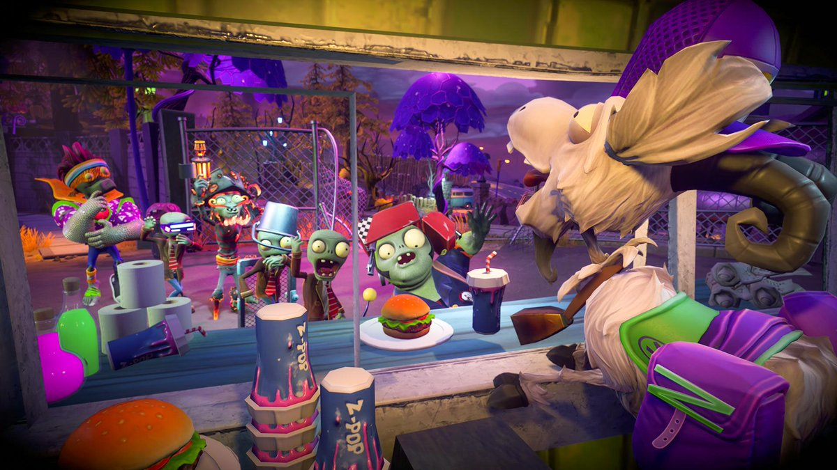 Plants vs Zombies: Garden Warfare 2 - Delivery Badge S Rank