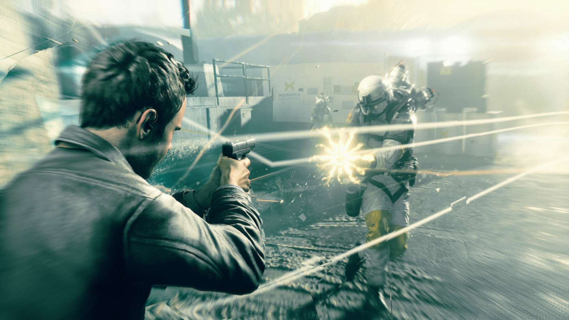 Quantum Break Xbox One Review: Game Meets Show