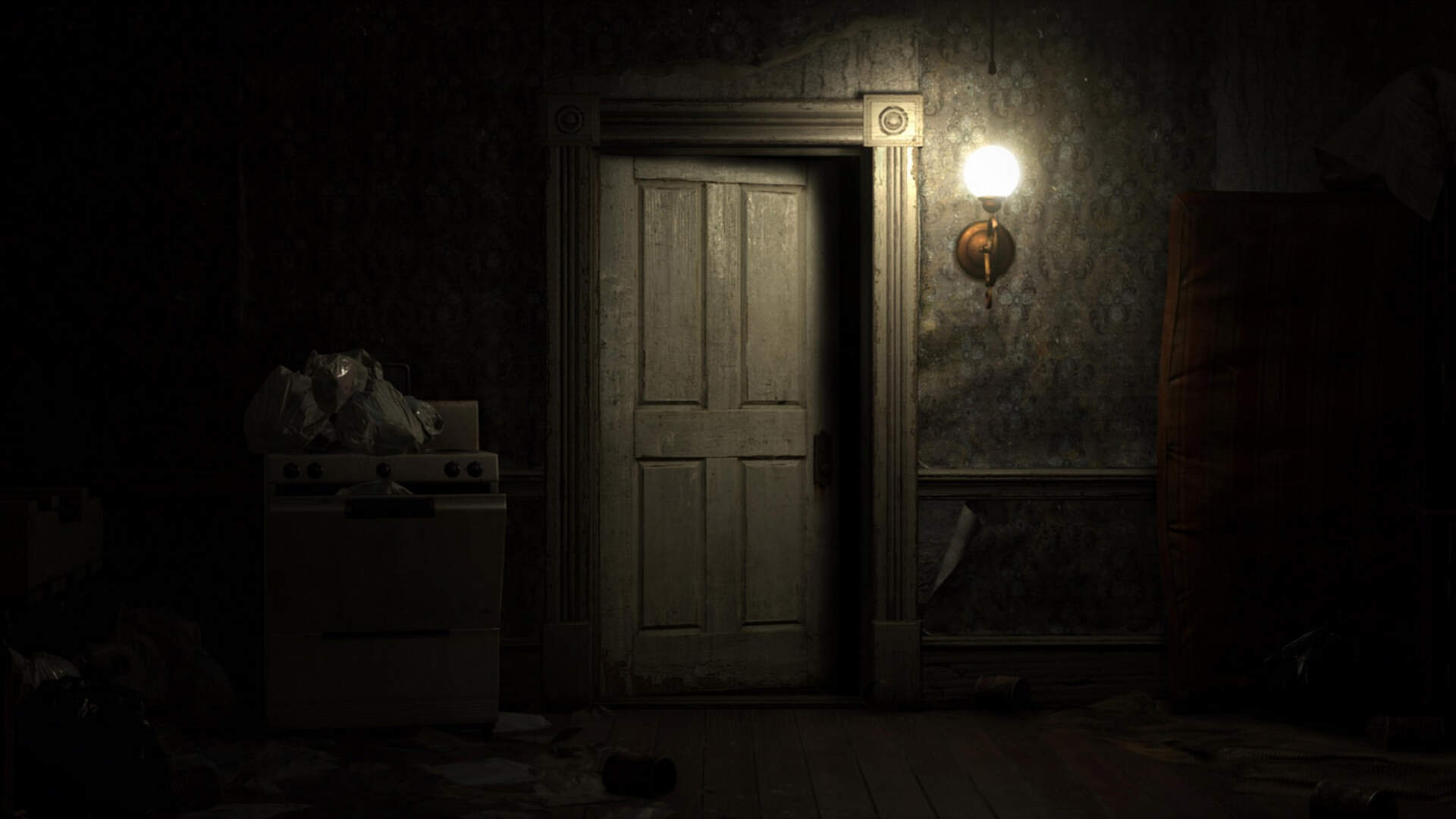 Resident Evil 7 Demo: How to Get and Use the Dirty Coin, All Demo Endings