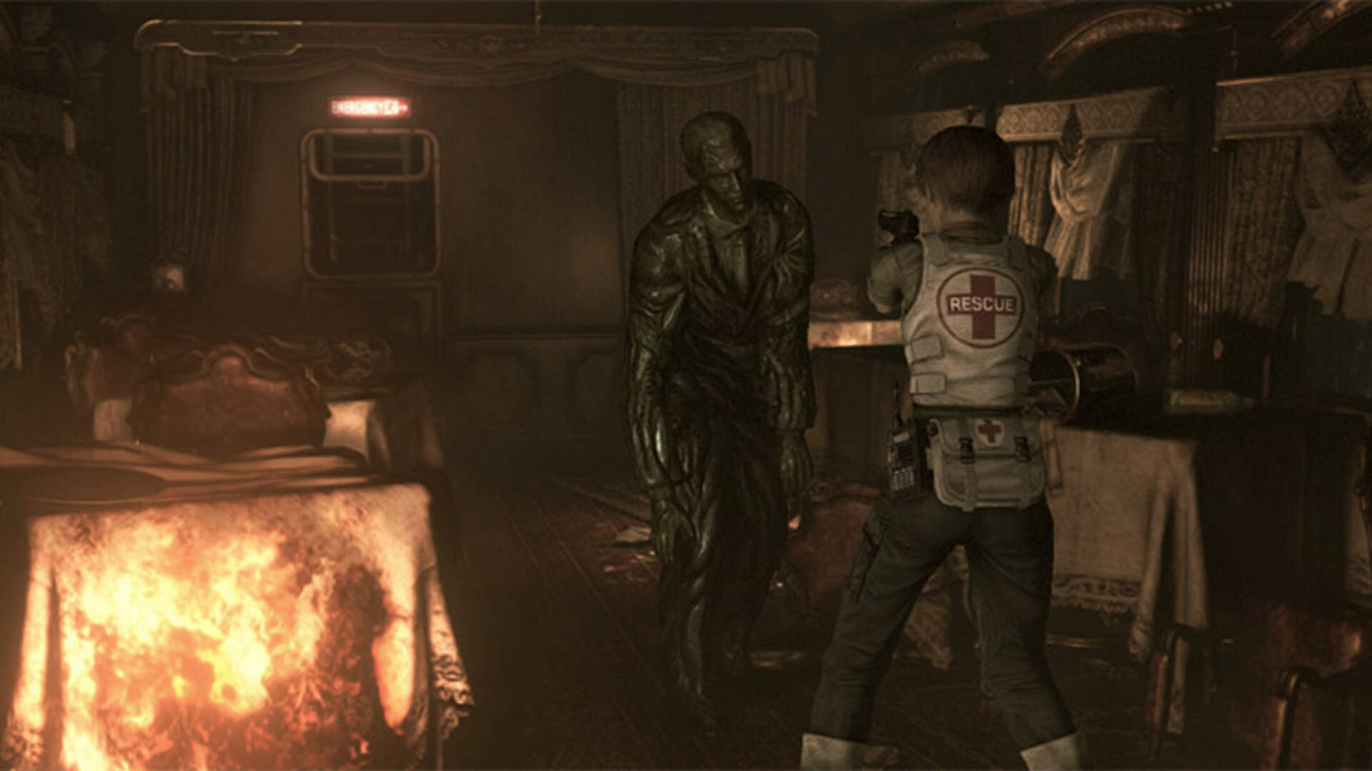 Resident Evil 0 HD Remaster Reveals a Series Struggling to Reinvent Itself