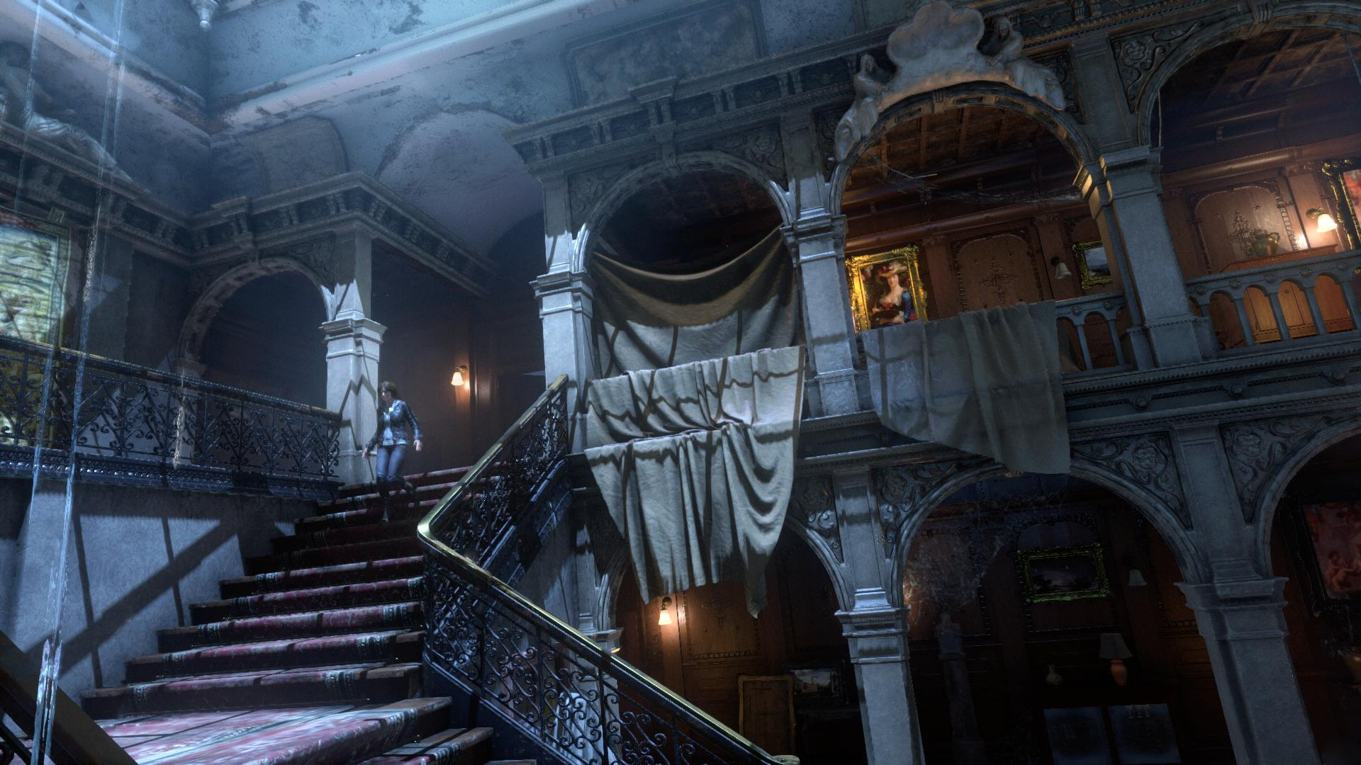 Rise Of The Tomb Raider Comes To Ps4 October 11 With Co Op And