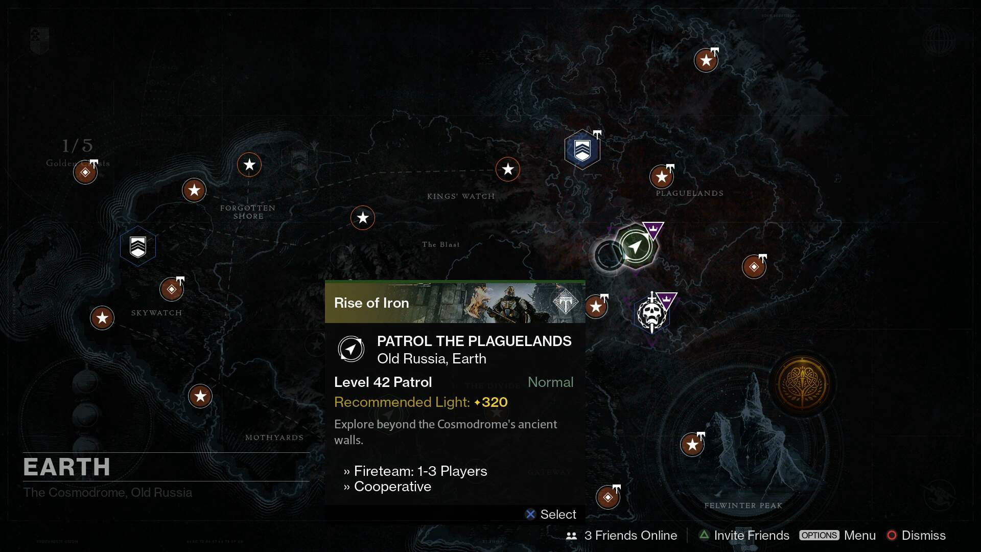 Destiny: Rise of Iron – Plaguelands and Quarantine Patrol Hints
