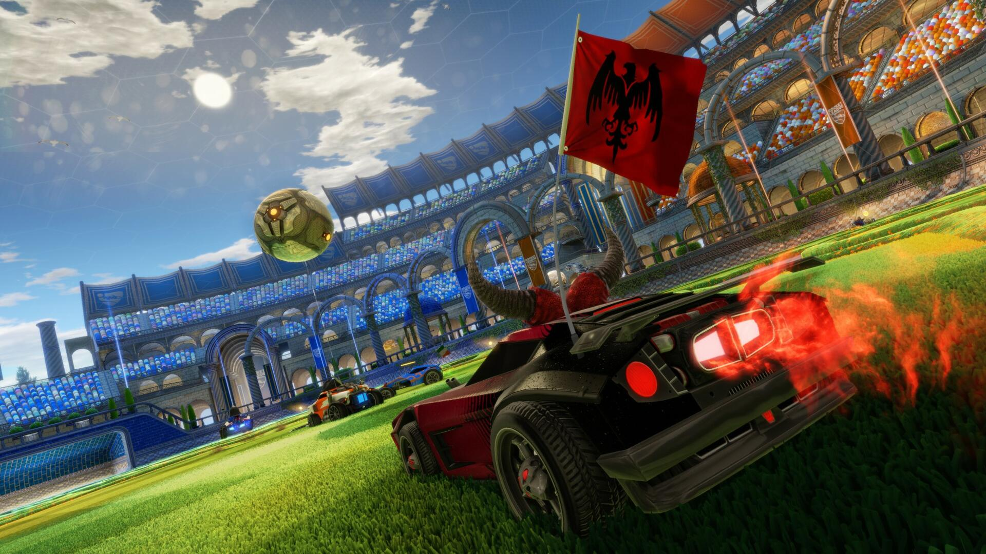Rocket League's Fortnite Style Game Pass is Coming Next Week