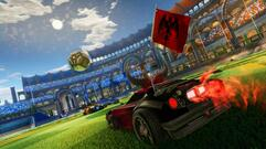 Multiple Versions of Rocket League for the Nintendo Switch are on Sale