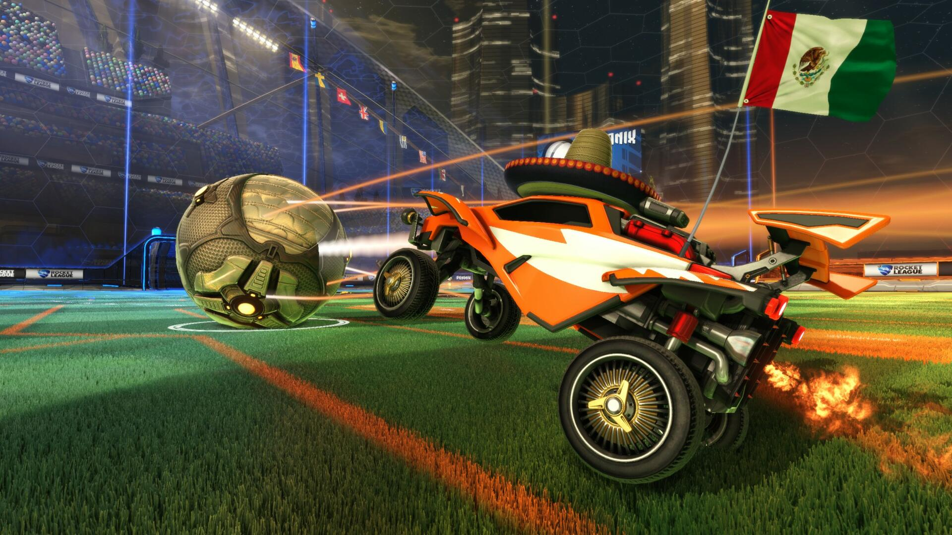 Rocket League is Coming to Xbox Game Pass