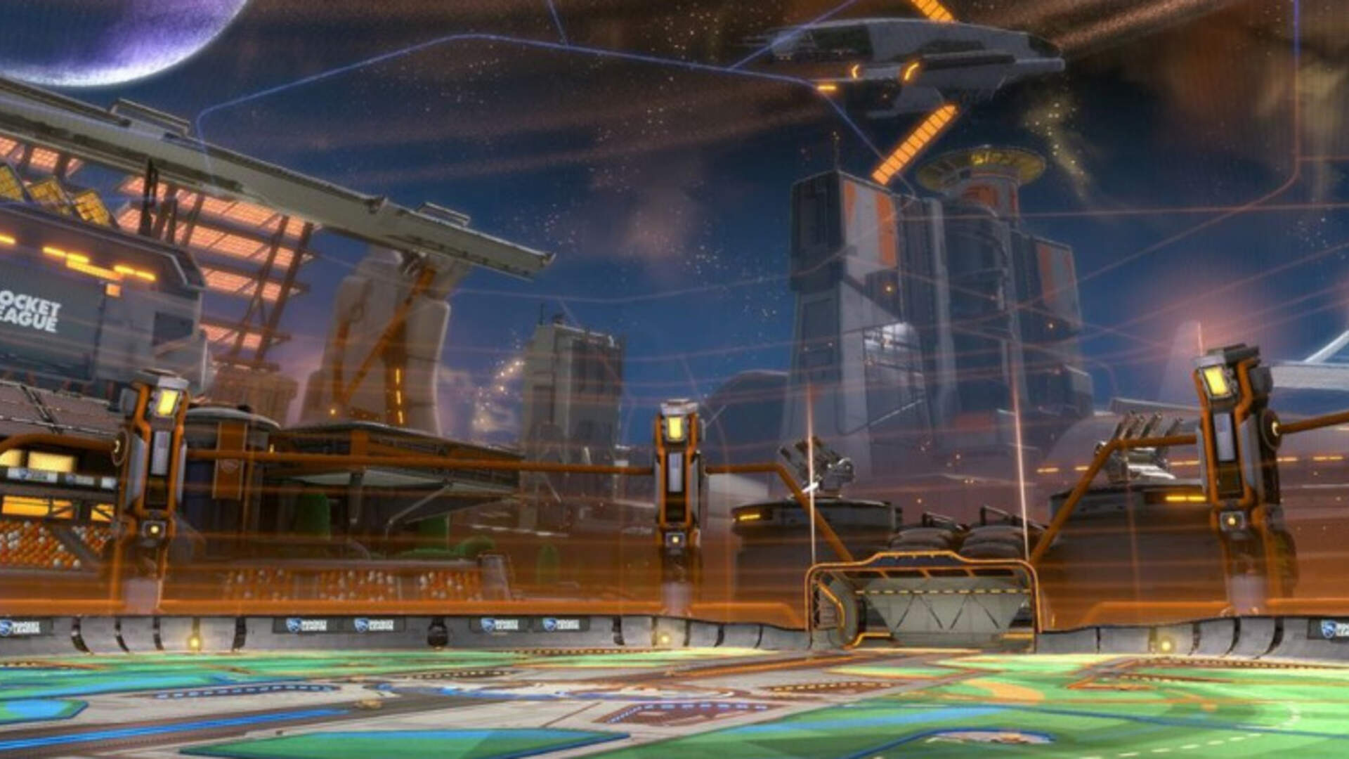 Rocket League's Next Stage is Starbase ARC