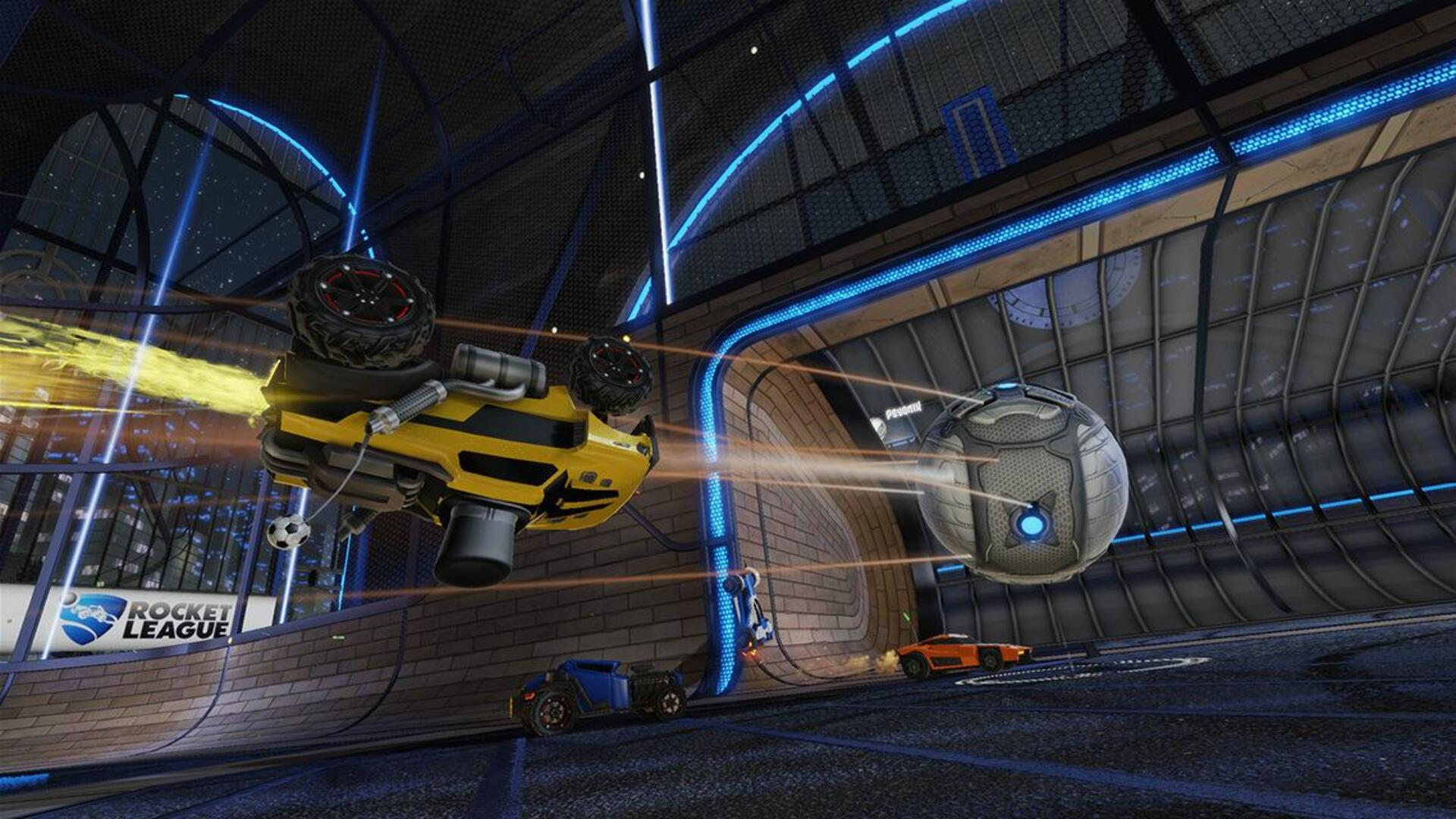 Rocket League Devs Still Ask Sony About Cross-Platform, Responses are Still Tepid