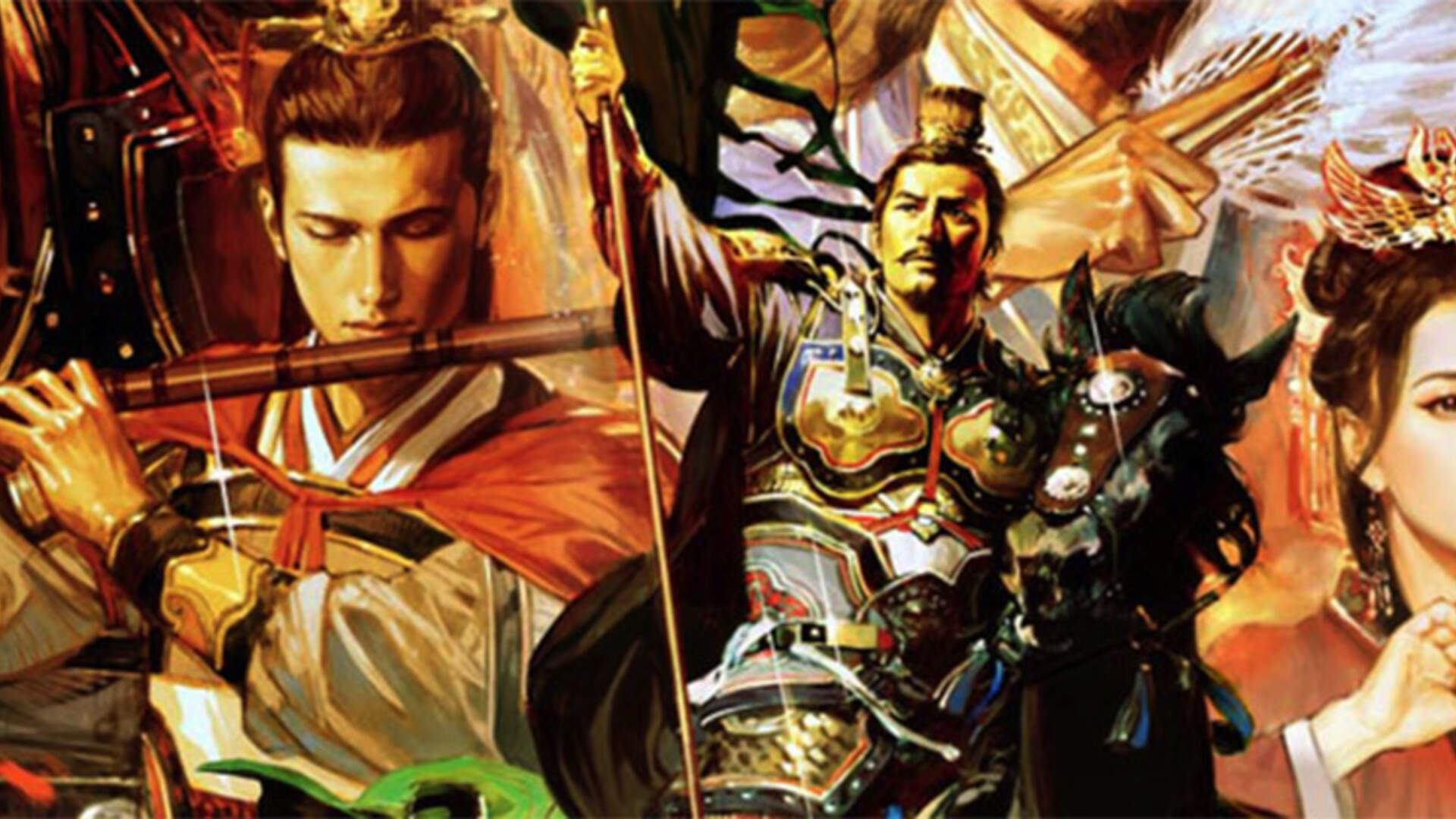 USstreamer: Get Your War on with Romance of the Three Kingdoms XIII [Now Archived on YouTube!]