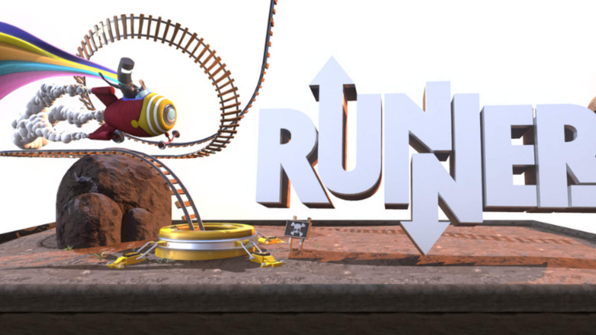 BIT.TRIP Continues With Runner 3