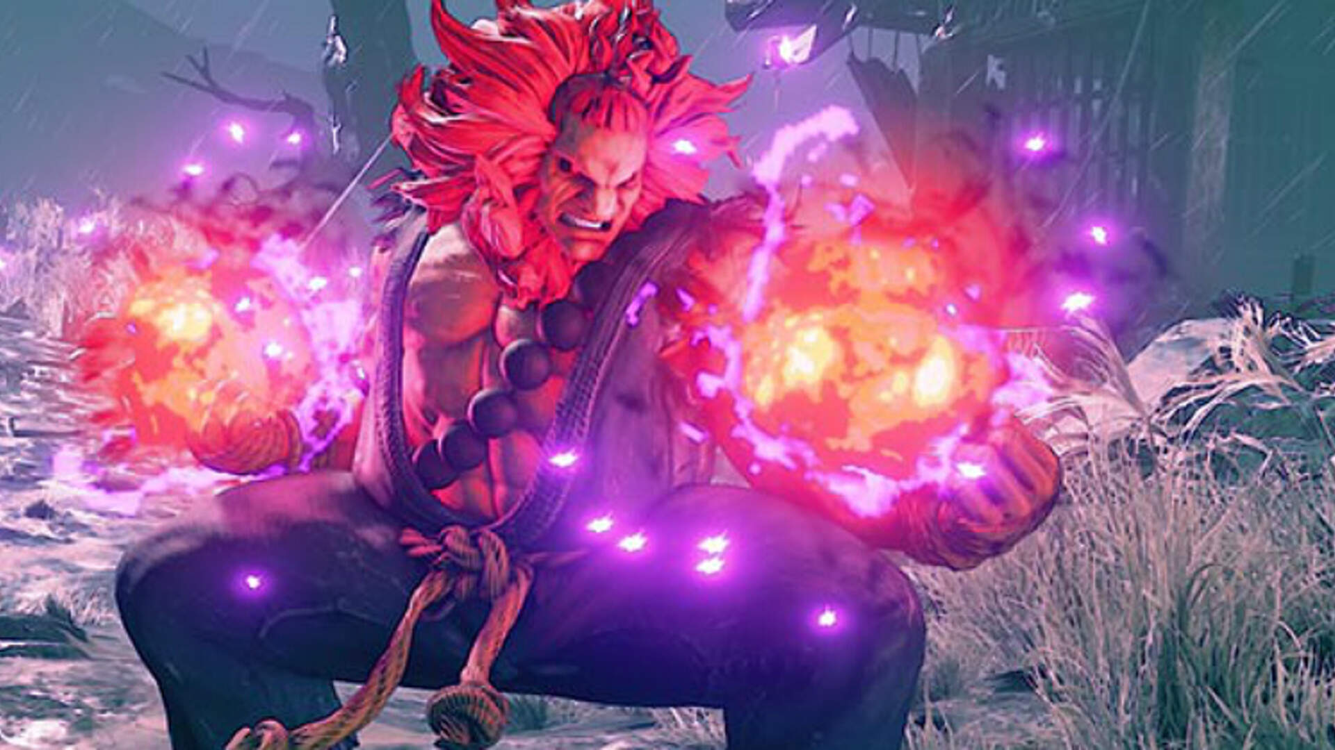 Street Fighter 5 Kicks Off Season 2 With Akuma on Dec 20