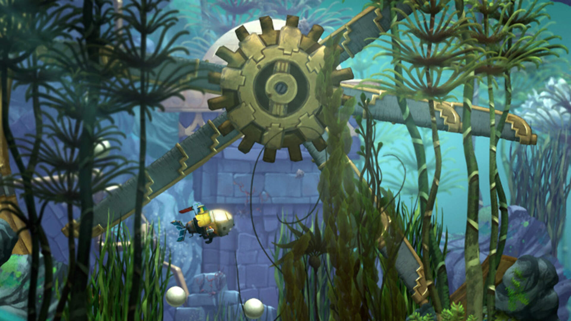 Song of the Deep is a Gorgeous, Sub-Aquatic Metroidvania