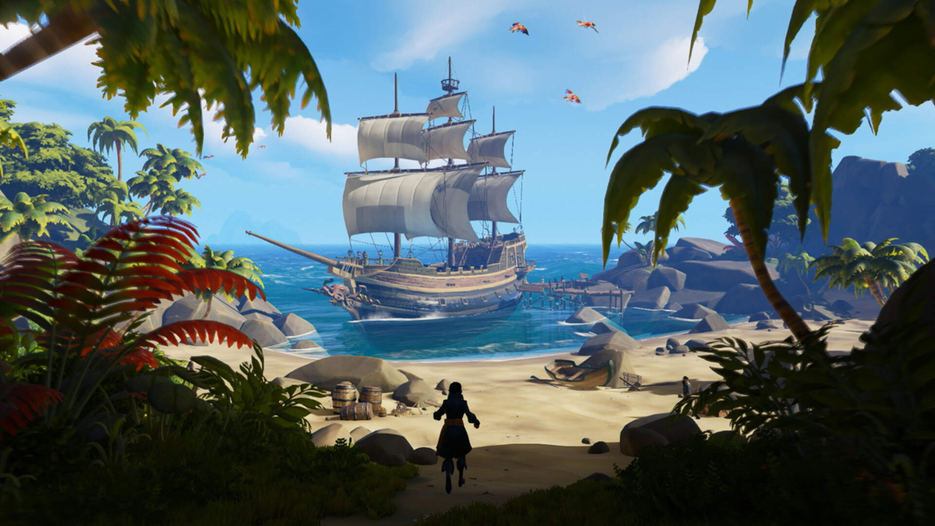 Sea of Thieves is Offering Bonus XP and Gold to Players This Weekend