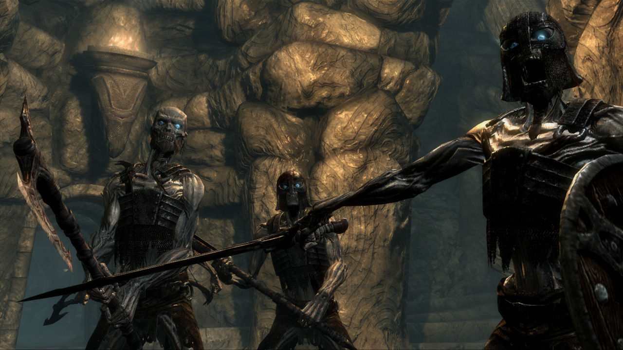 skyrim special edition xbox one review shout shout let it all out