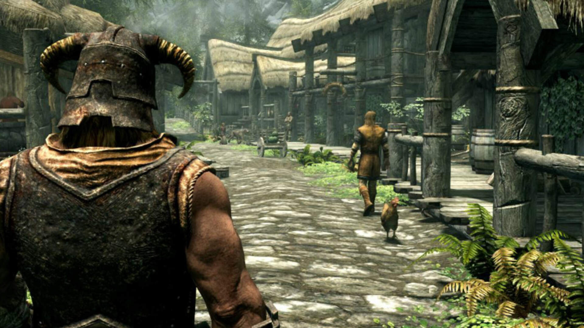 Fallout 4 and Skyrim on PS4 Won't Have Mod Support