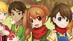 Check Out 10 Minutes of the New Harvest Moon, Courtesy of Natsume