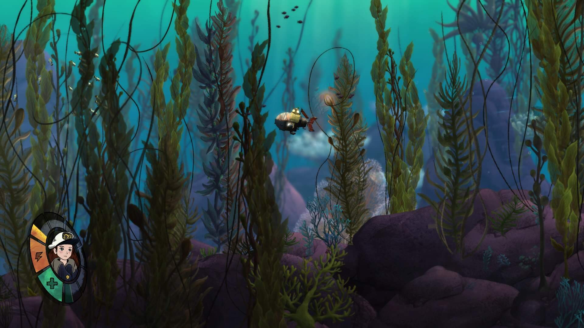 Song of the Deep PS4 Review: Sub-Aquatic Metroidvania