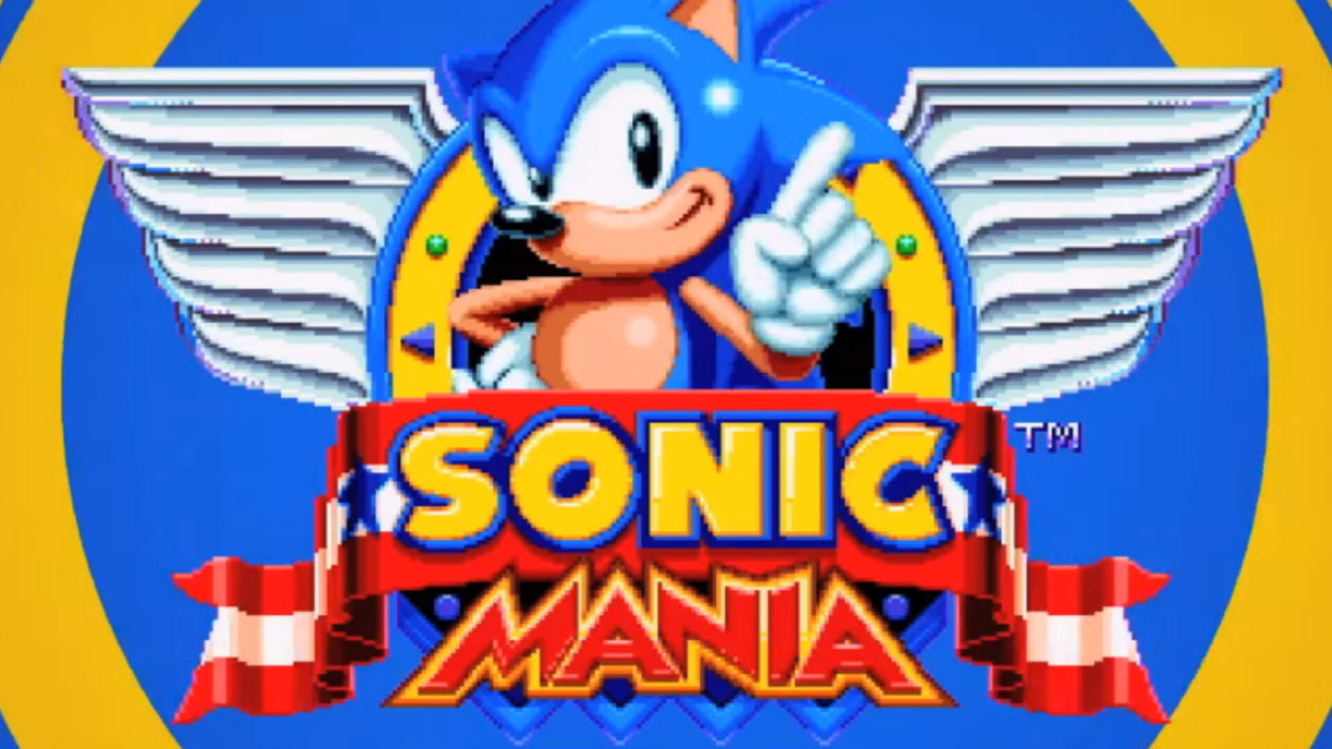 Sonic Mania Brings Back the Best Sonic Level Ever