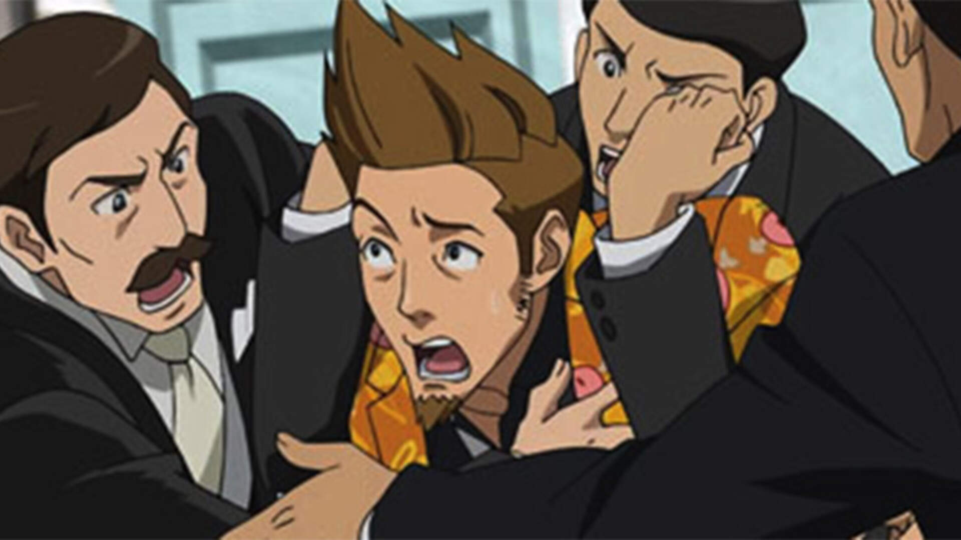 What S The Deal With Ace Attorney Spirit Of Justice S Three Dlc