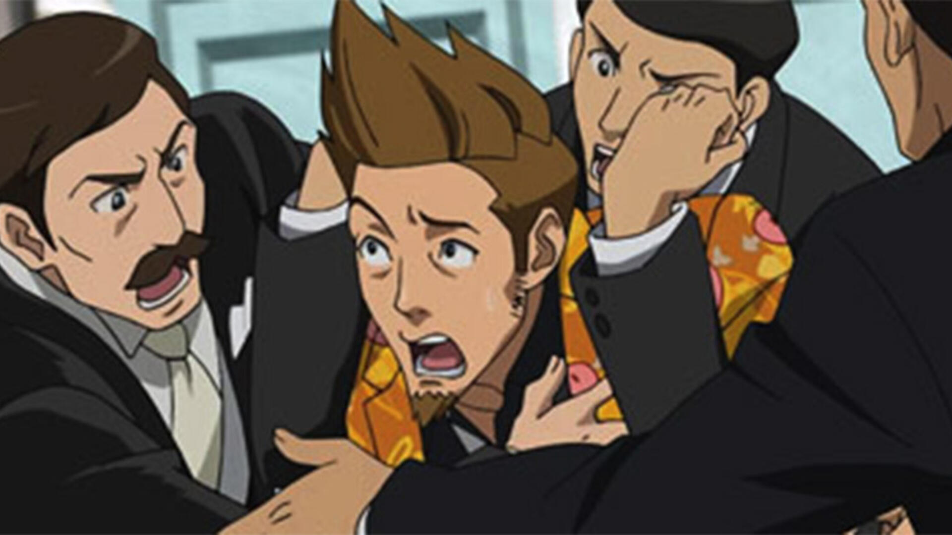What's the Deal with Ace Attorney: Spirit of Justice's Three