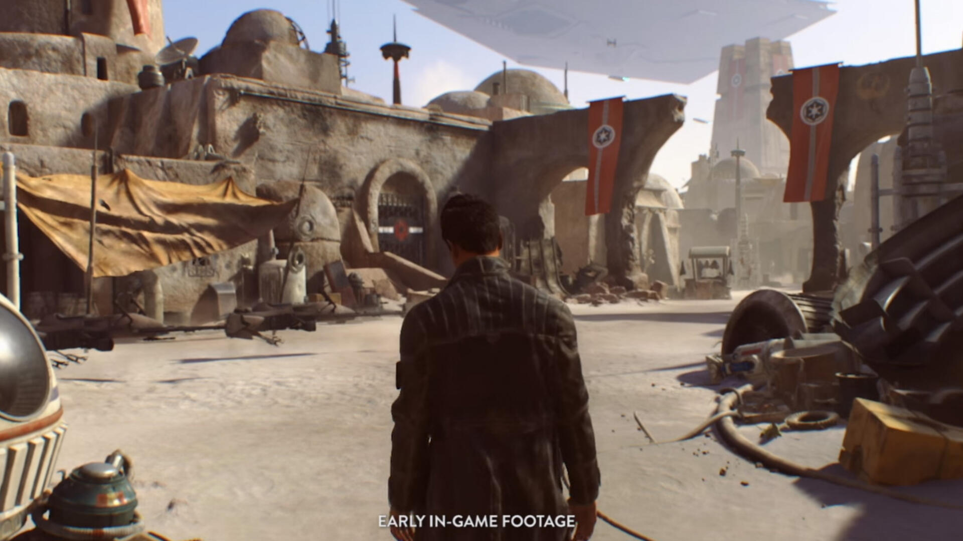 EA All But Announces the Visceral Star Wars Game Will Become a Games-as-Service Title