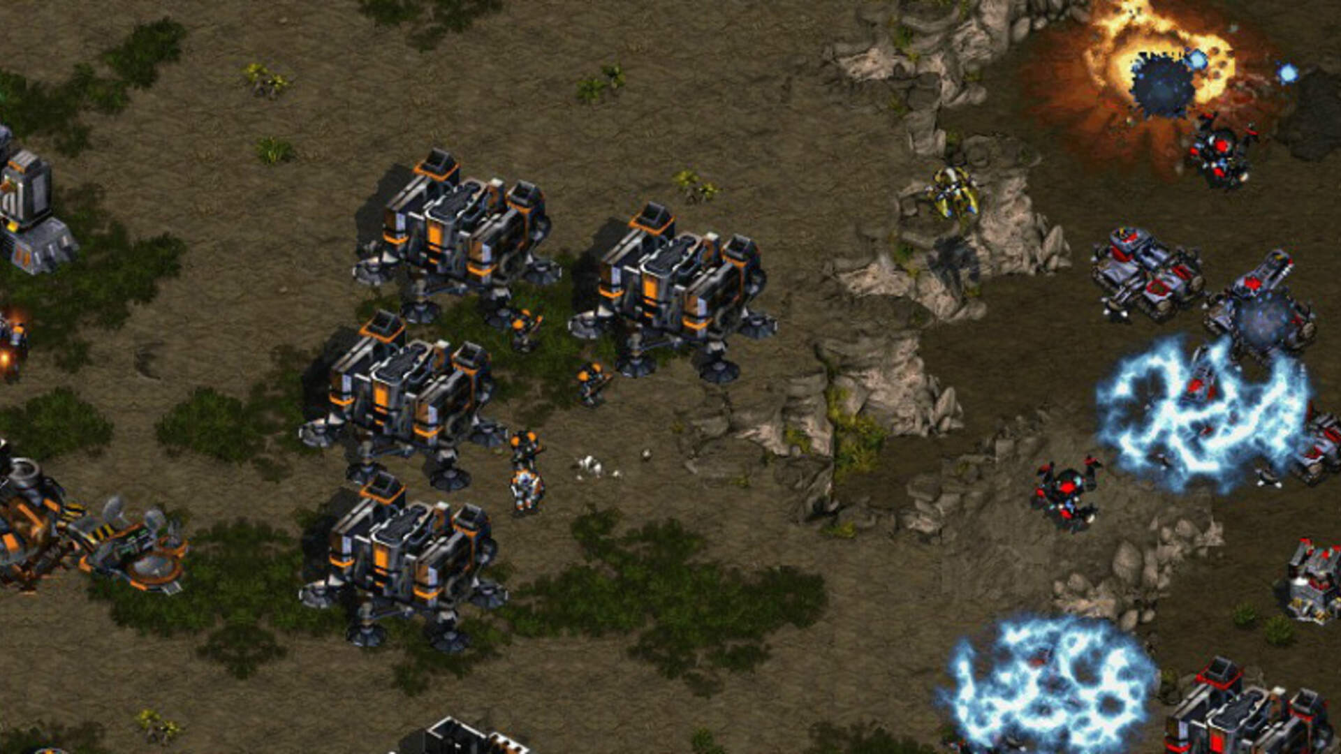 Starcraft HD Remaster Rumbles Around the Rumor Mill