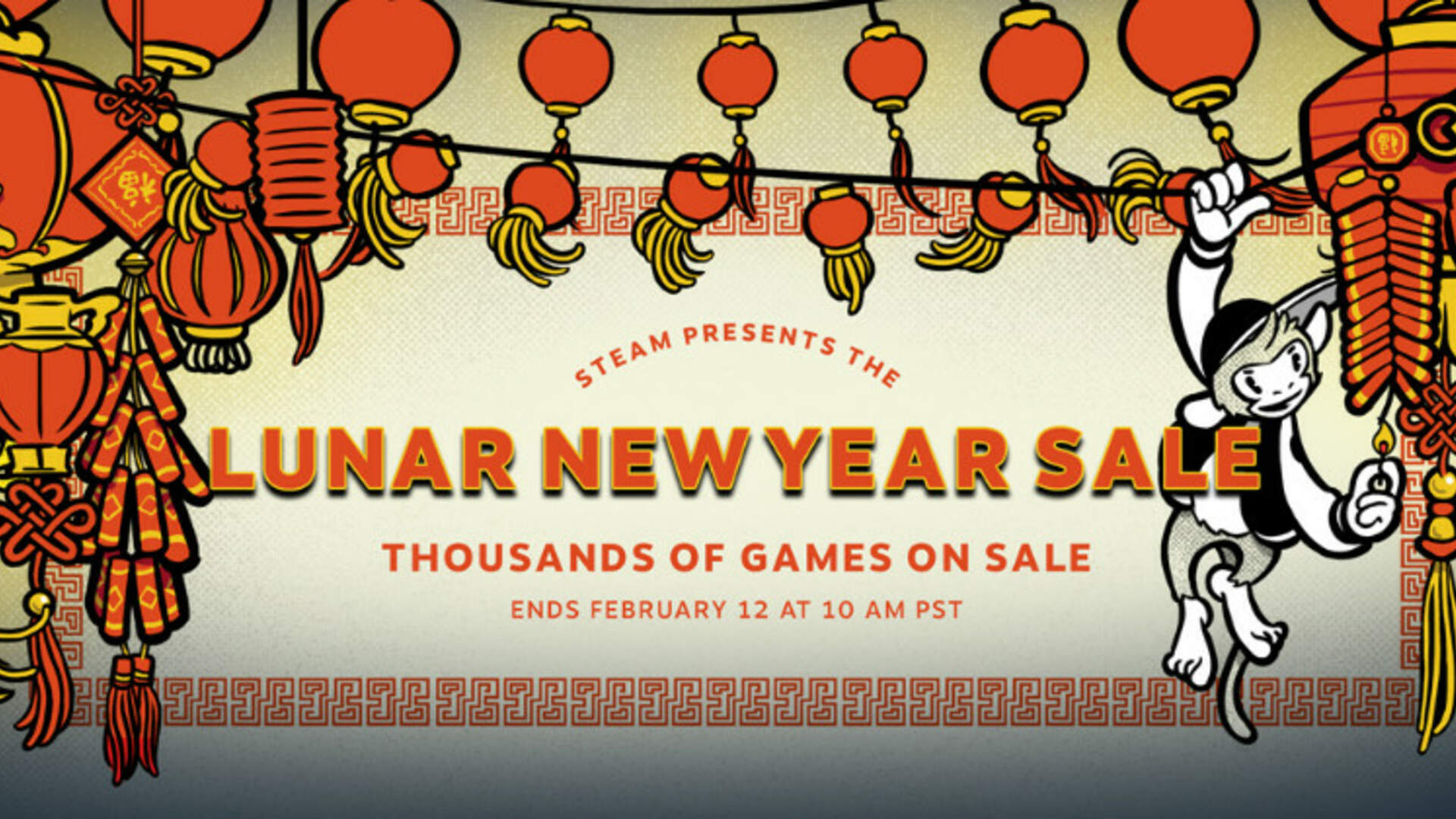 What Should You Buy in the Steam Lunar New Year Sale?