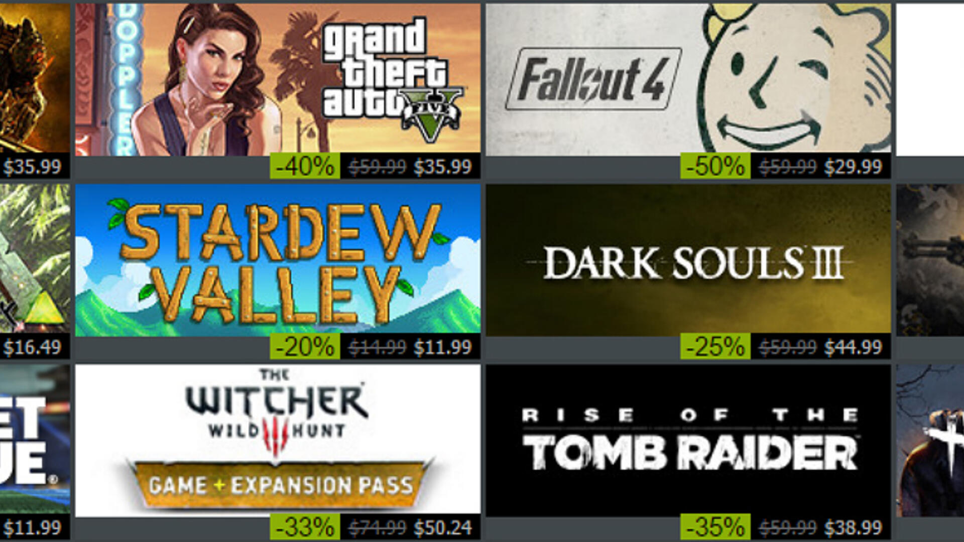 What Are the Best Deals in the Steam Summer Sale? 2016 Edition