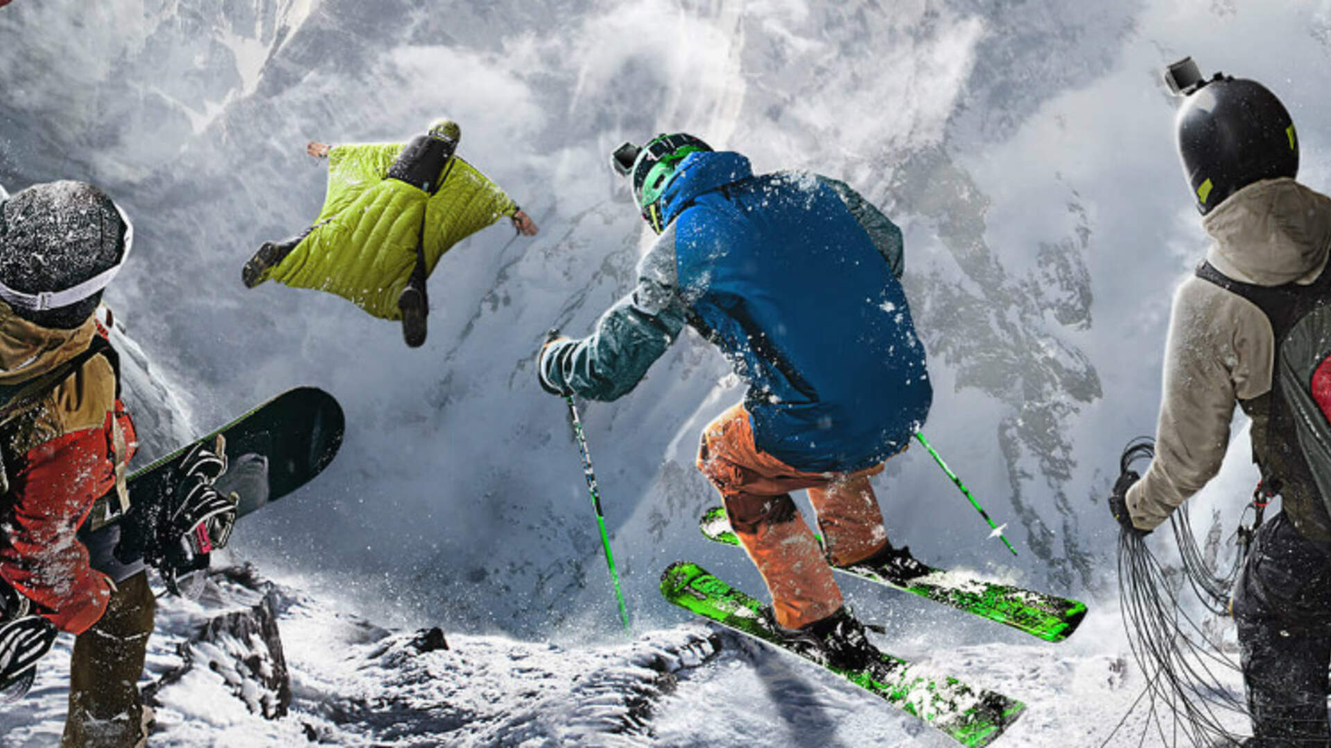 Steep PlayStation 4 Review: Not the SSX Successor You're Looking For