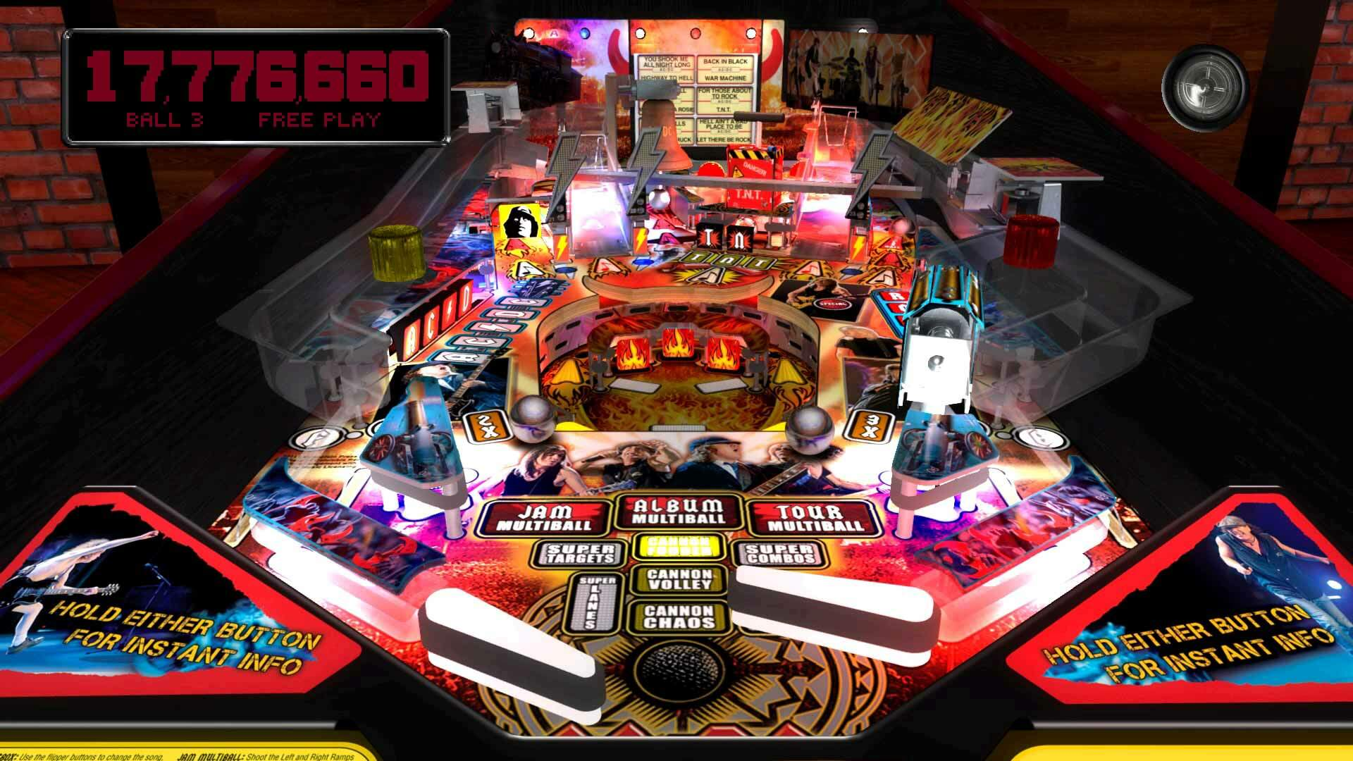 Stern Pinball Arcade PS4 Review: Superb Silverball Simulation
