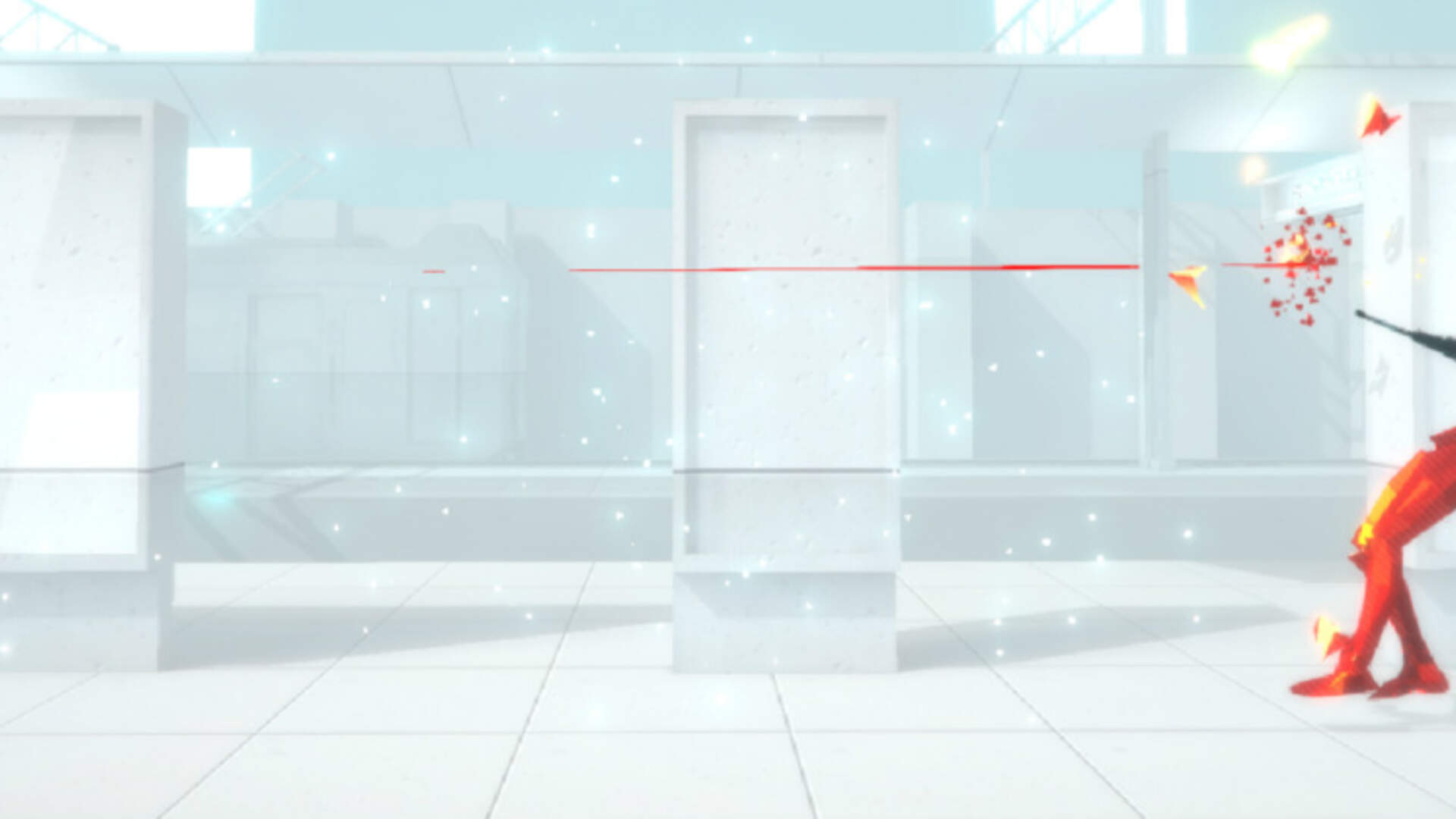 Superhot PC Review: A Slow-Motion Ballet of Murder and Mayhem
