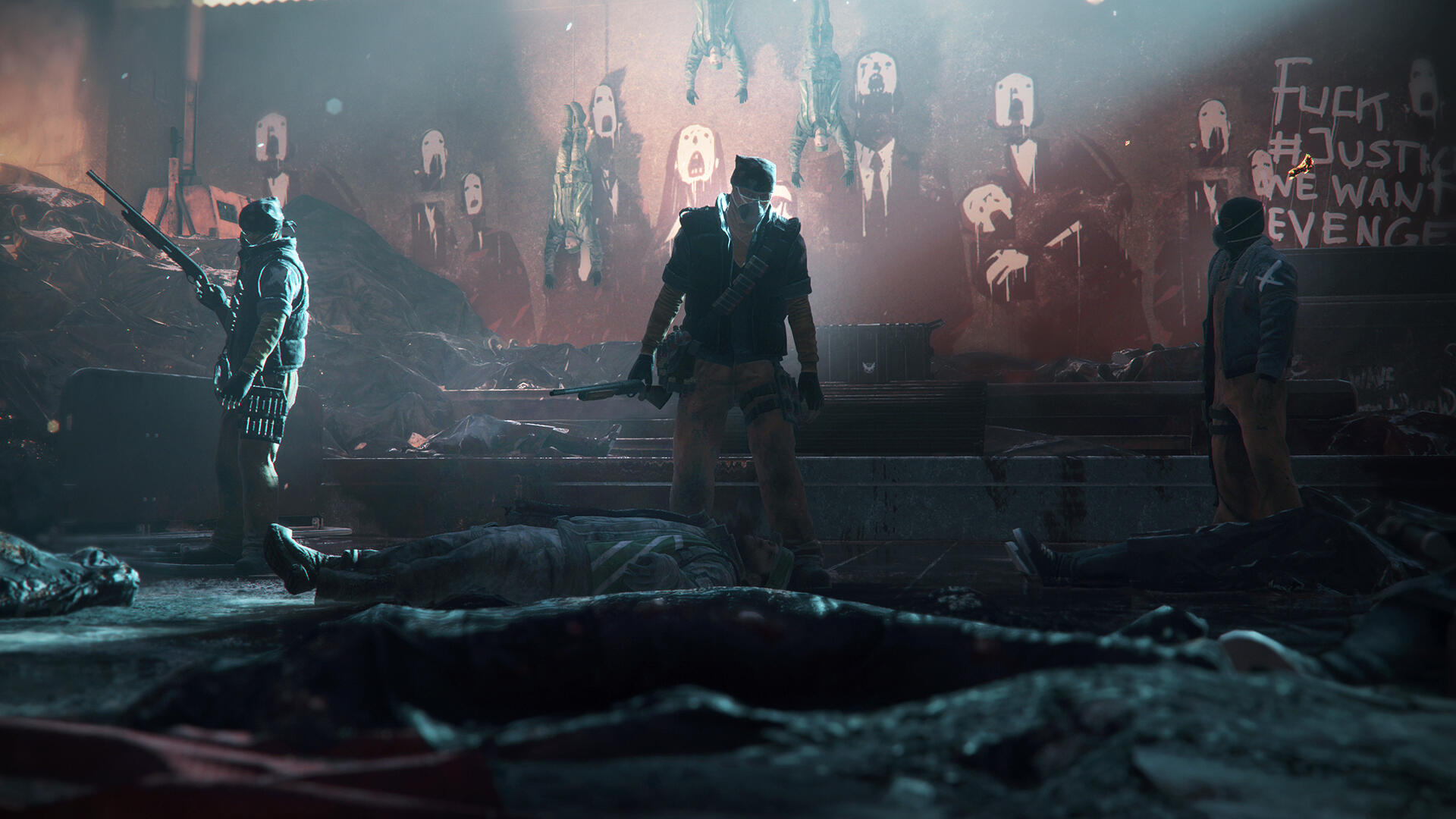 Tom Clancy's The Division Preview: Dystopian MMORPG Shooter