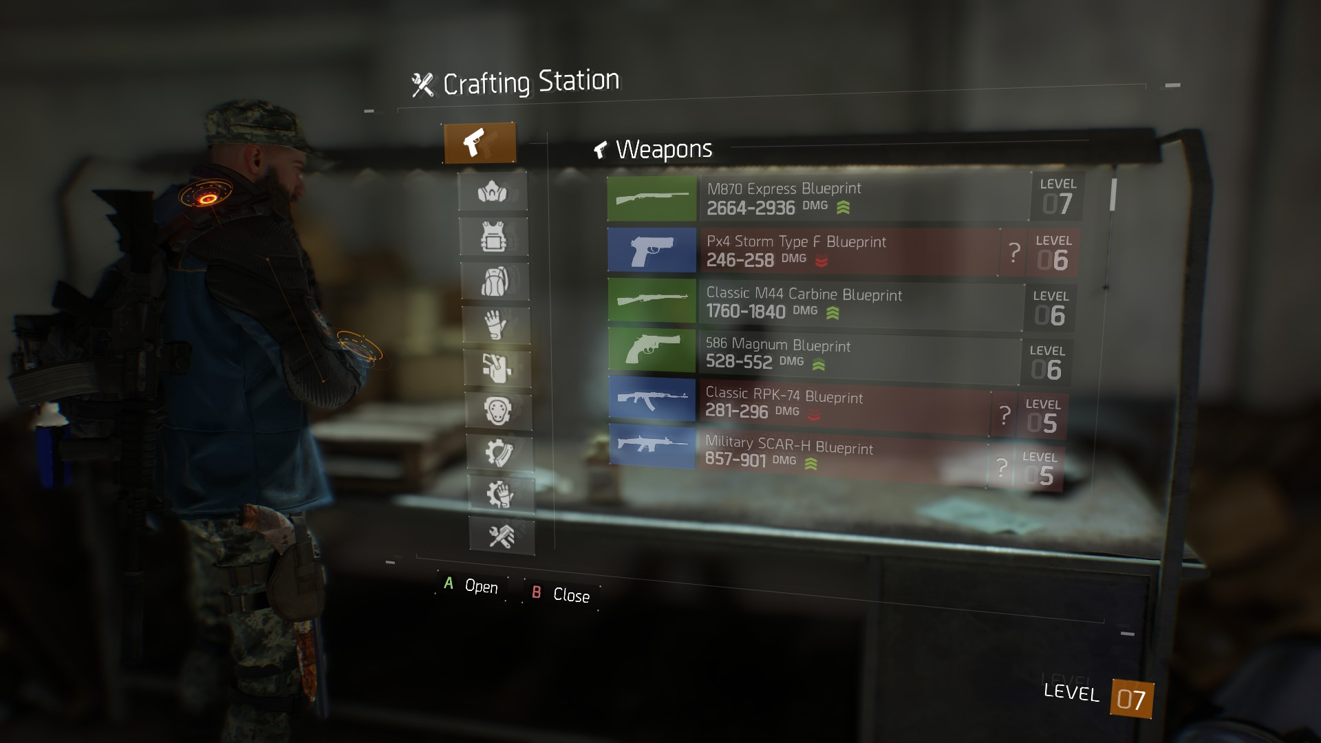How to Craft Weapons and Gear in The Division | USgamer