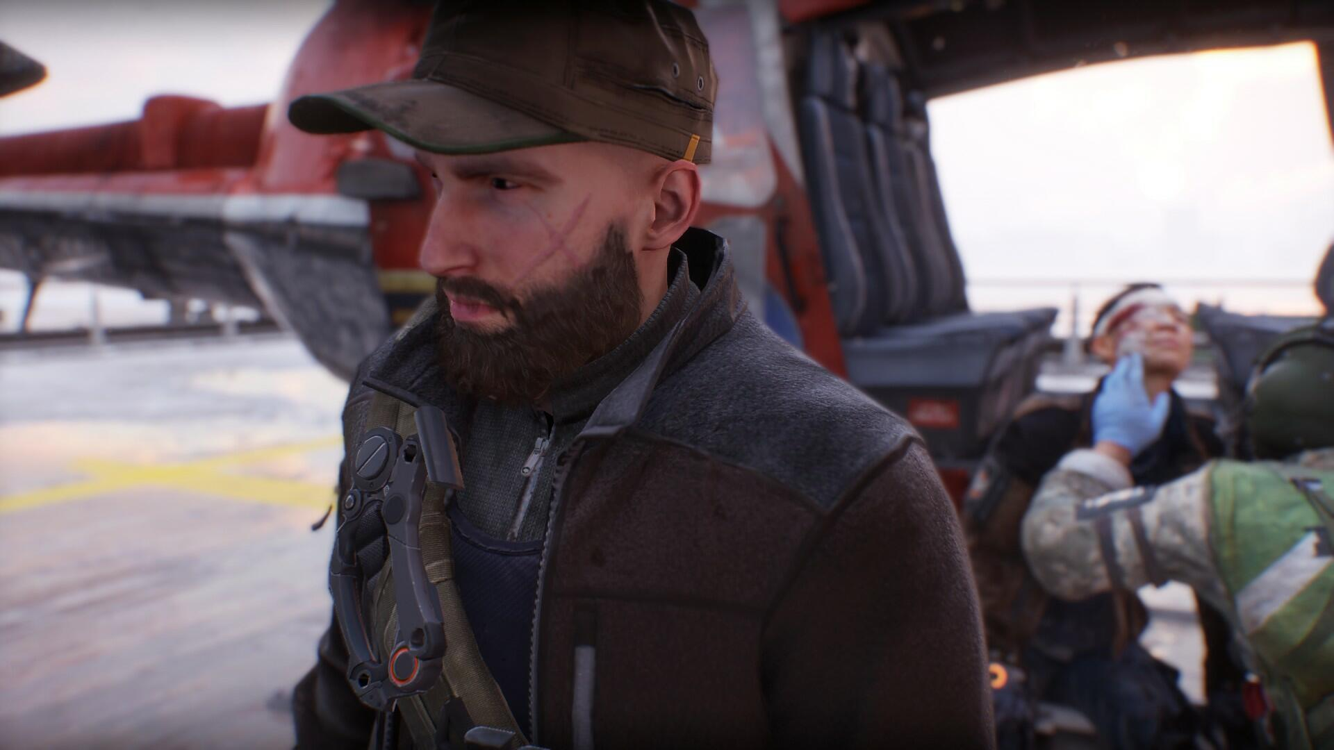 The Division - Character Creation Guide