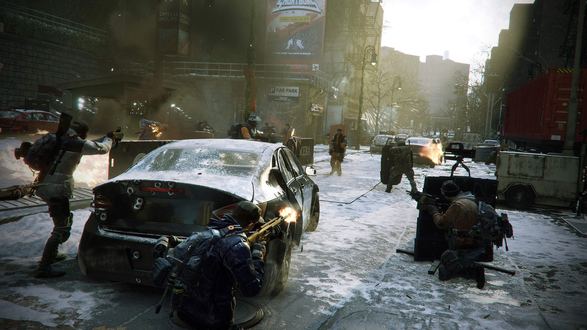 The Division - How to Loot the Dark Zone