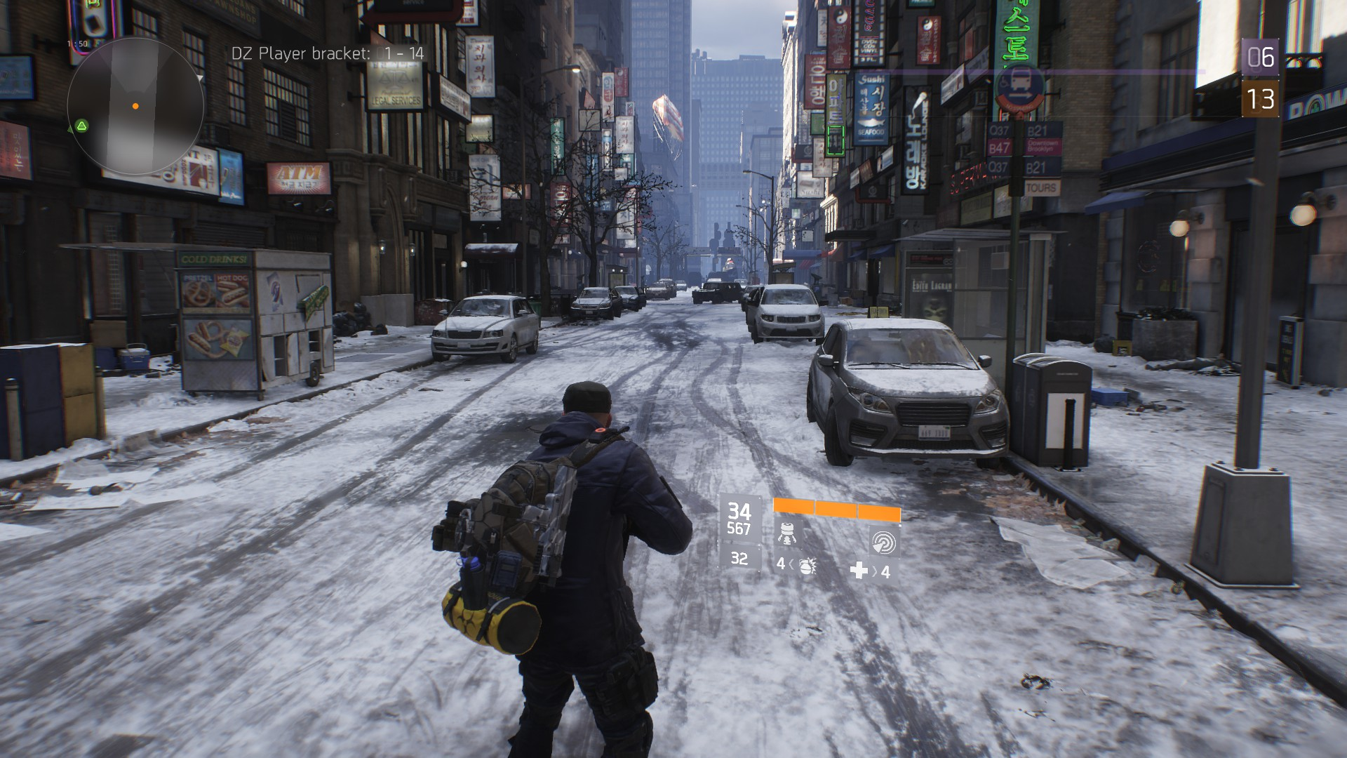 The Division - How to Loot the Dark Zone | USgamer