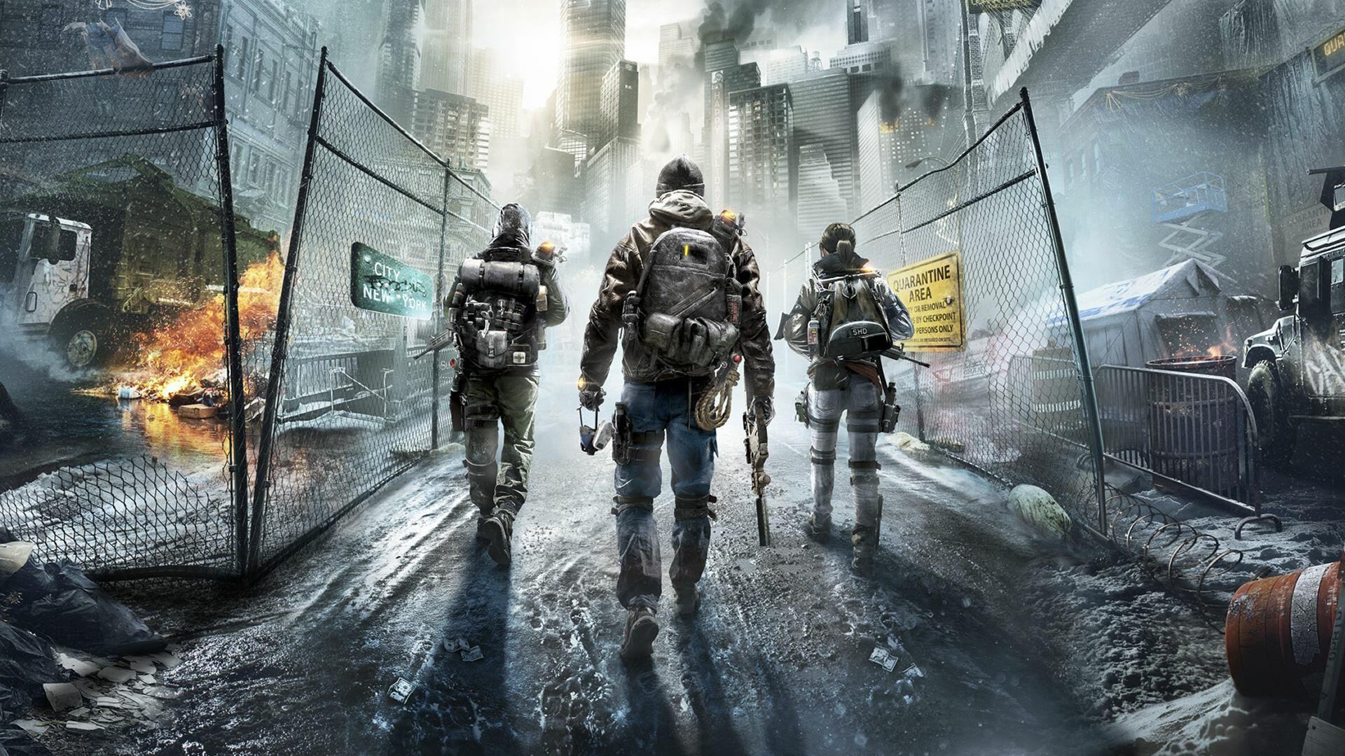 The Division - How to Level Up Fast
