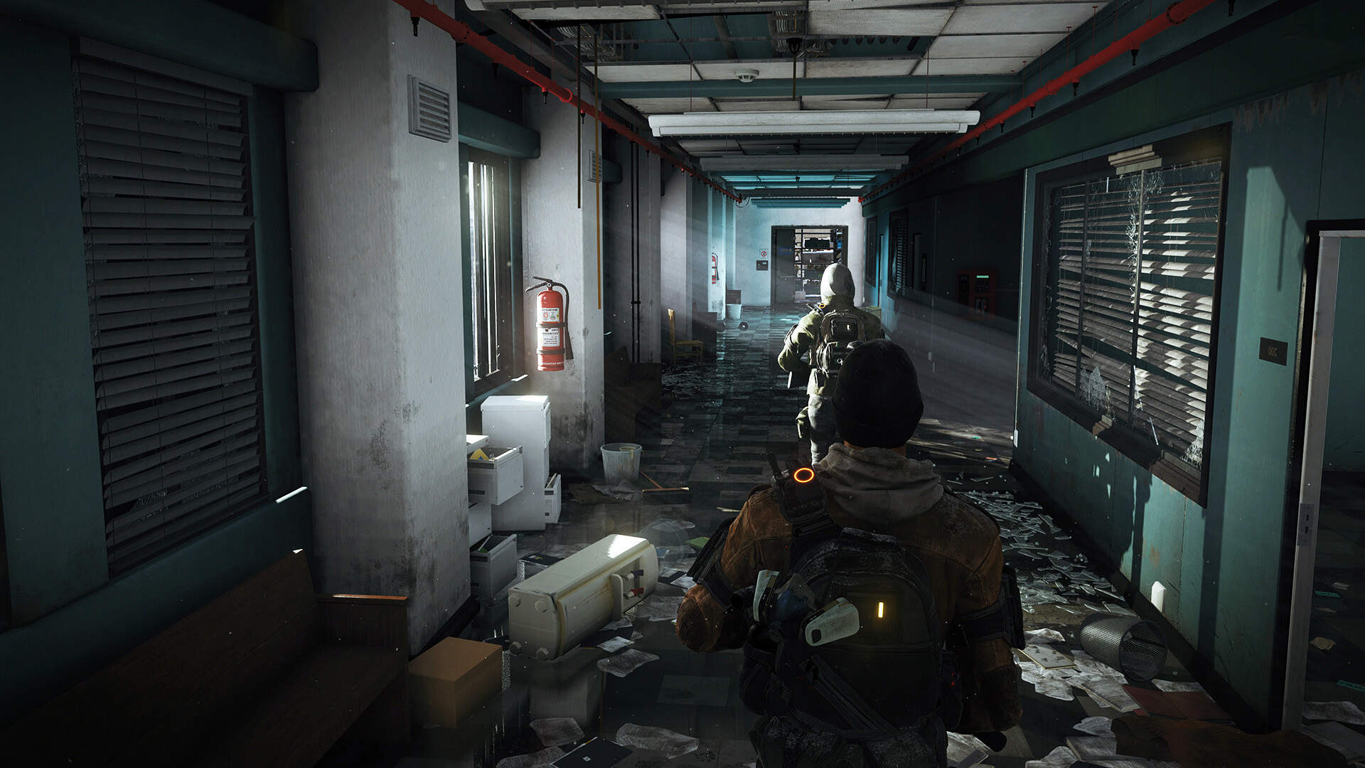 The Division - All ECHO Locations