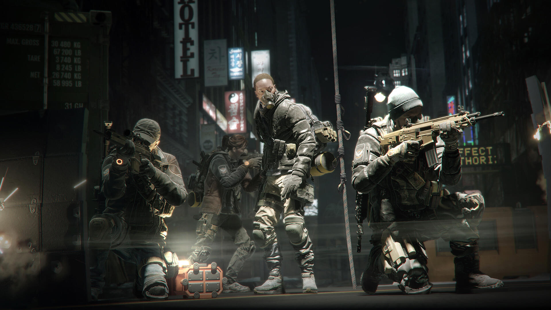 The Division - How to Get the High End M1A