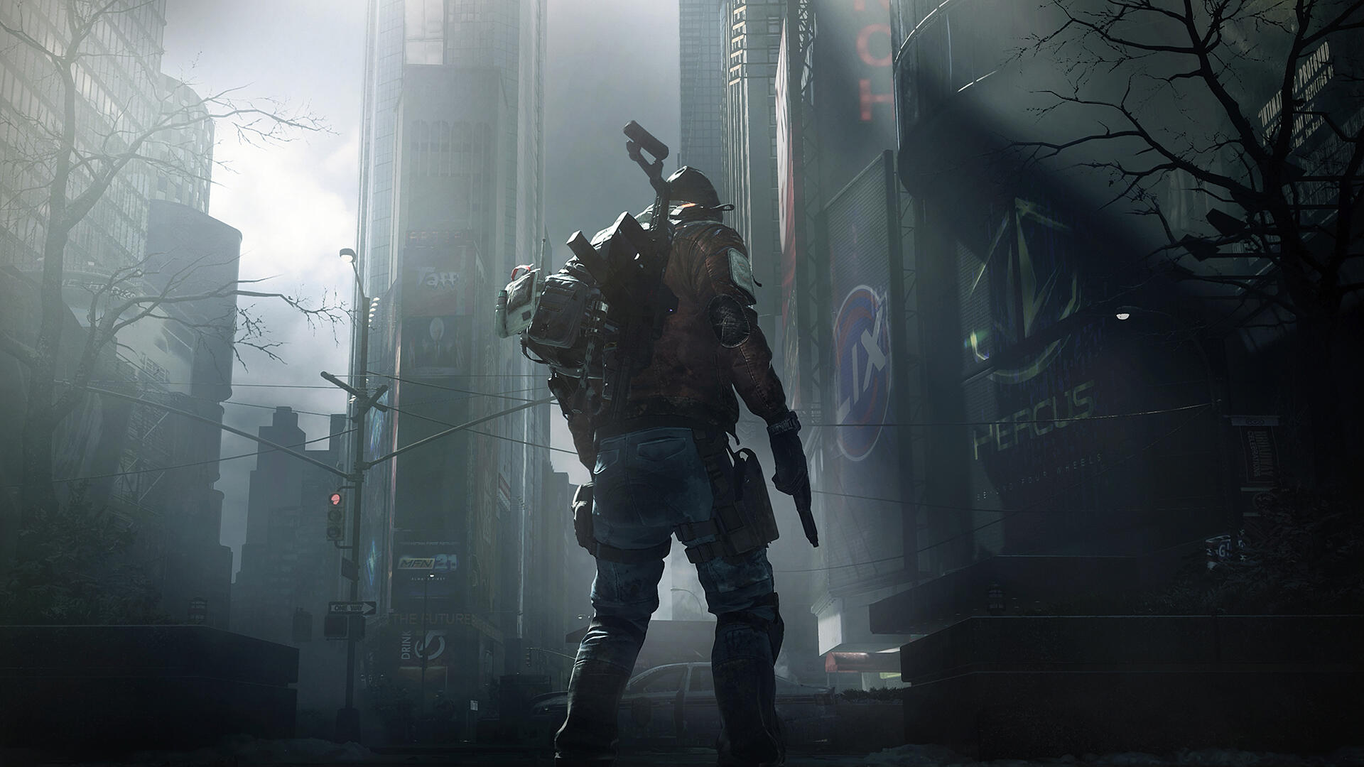 The Division - All Survival Guide Pages - Meadow Jacket